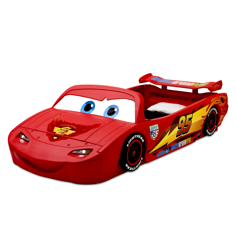 delta children disney pixar cars lightning mcqueen. Black Bedroom Furniture Sets. Home Design Ideas