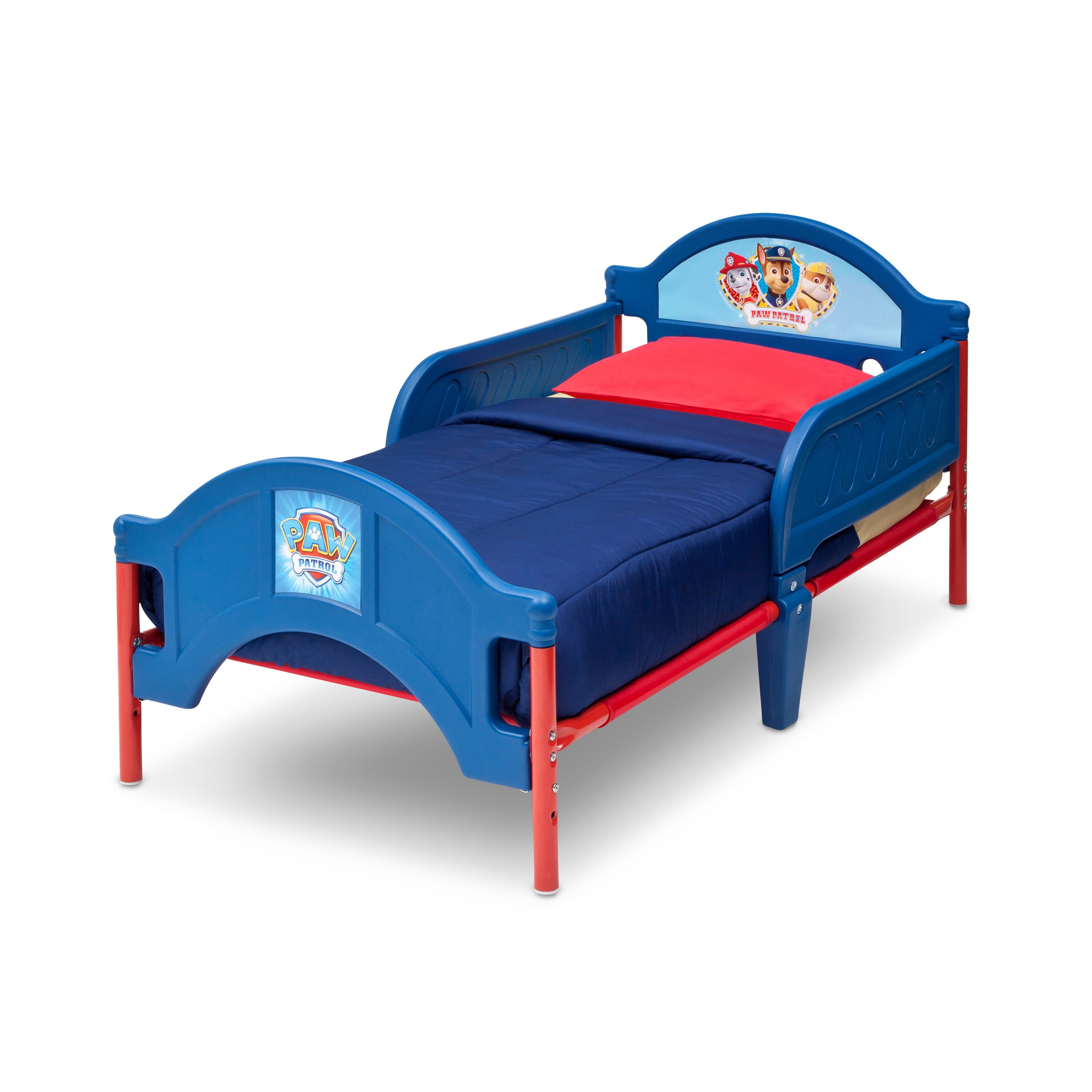 Delta Children Nick Jr PAW Patrol Convertible Toddler Bed