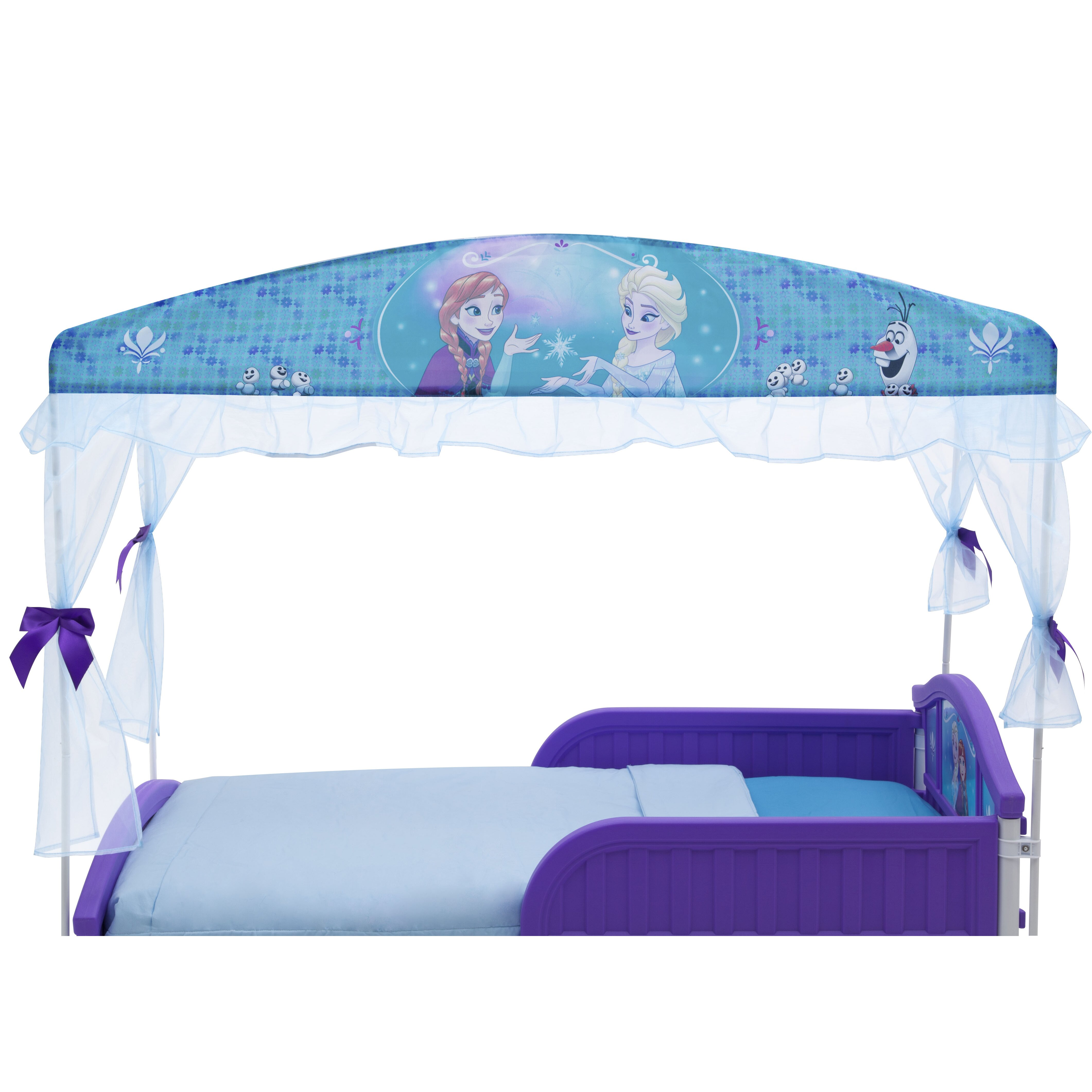 ... Frozen Canopy Bed Delta Children Disney Frozen Convertible Toddler Bed Reviews Wayfair ...  sc 1 st  Diydesign & Frozen Canopy Bed - Disney Frozen Bed Canopy New Ebay Disney ...