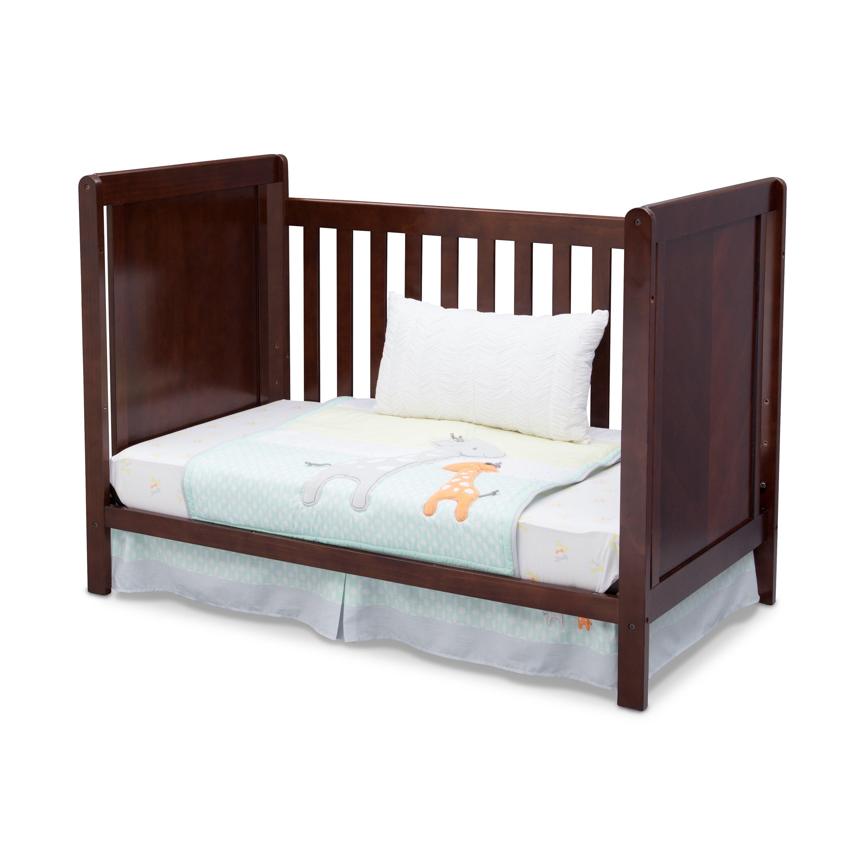 Delta Children Cypress 4 In 1 Convertible Crib Wayfair