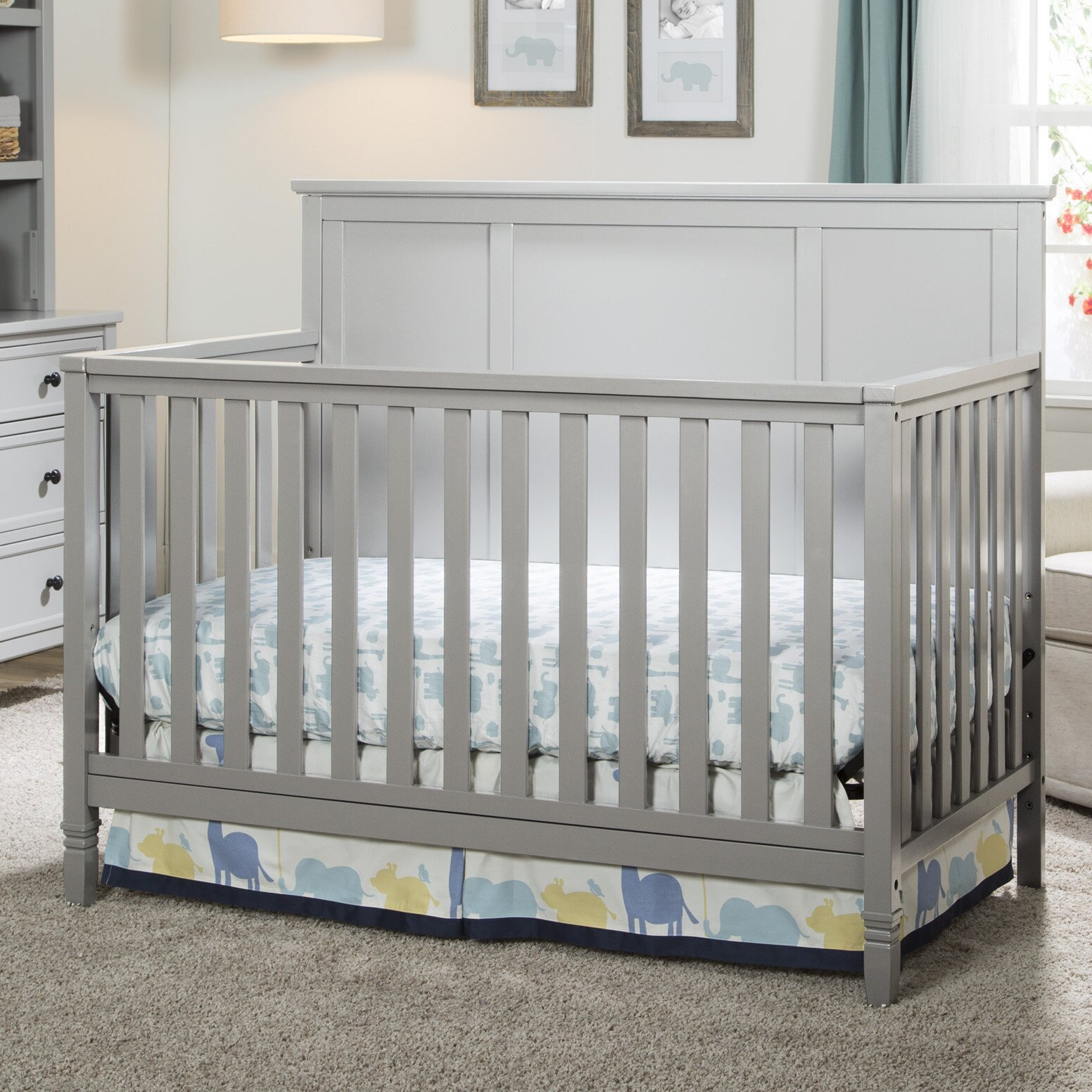 Delta Children Easton 4 In 1 Convertible Crib Amp Reviews