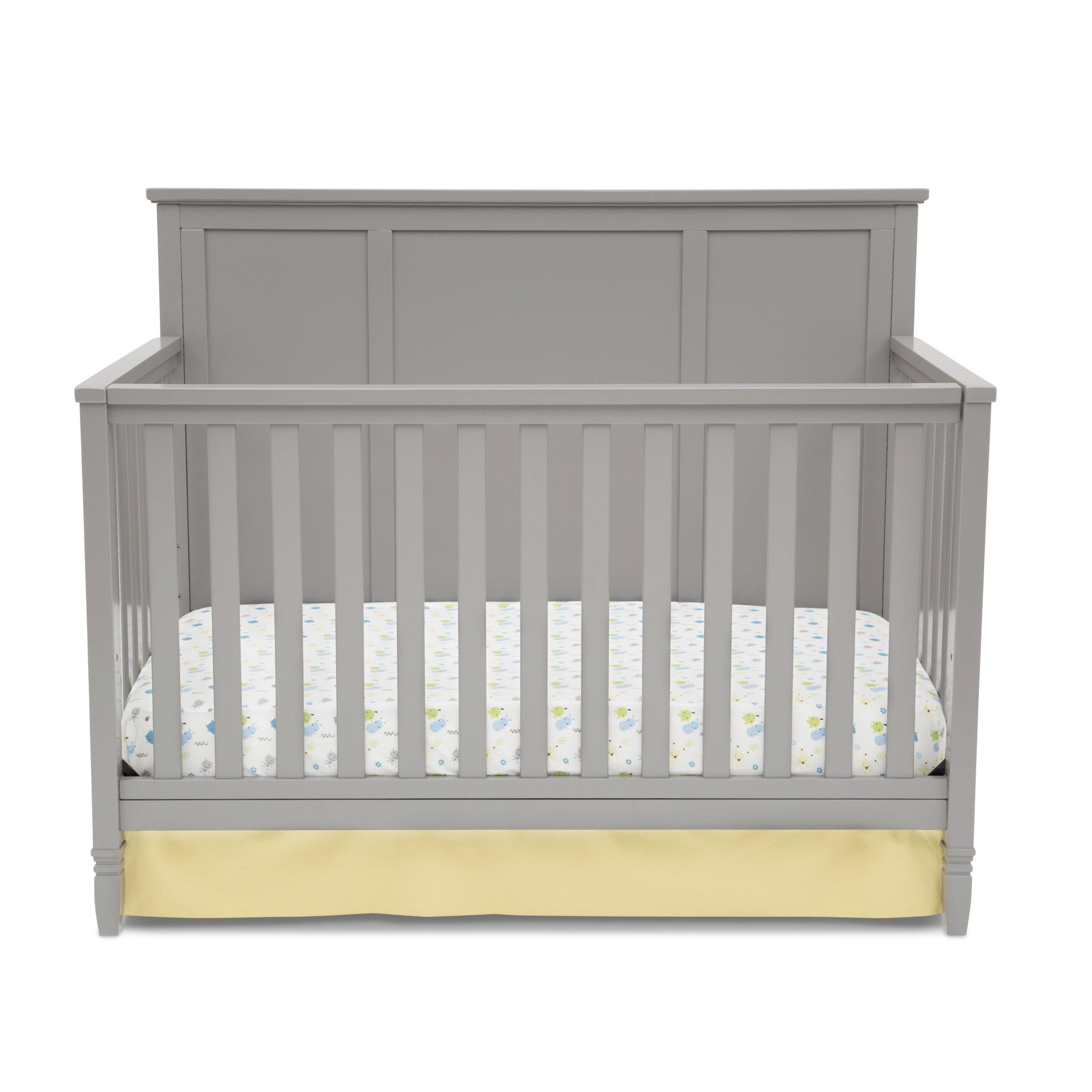 delta children easton 4 in 1 convertible crib reviews wayfair