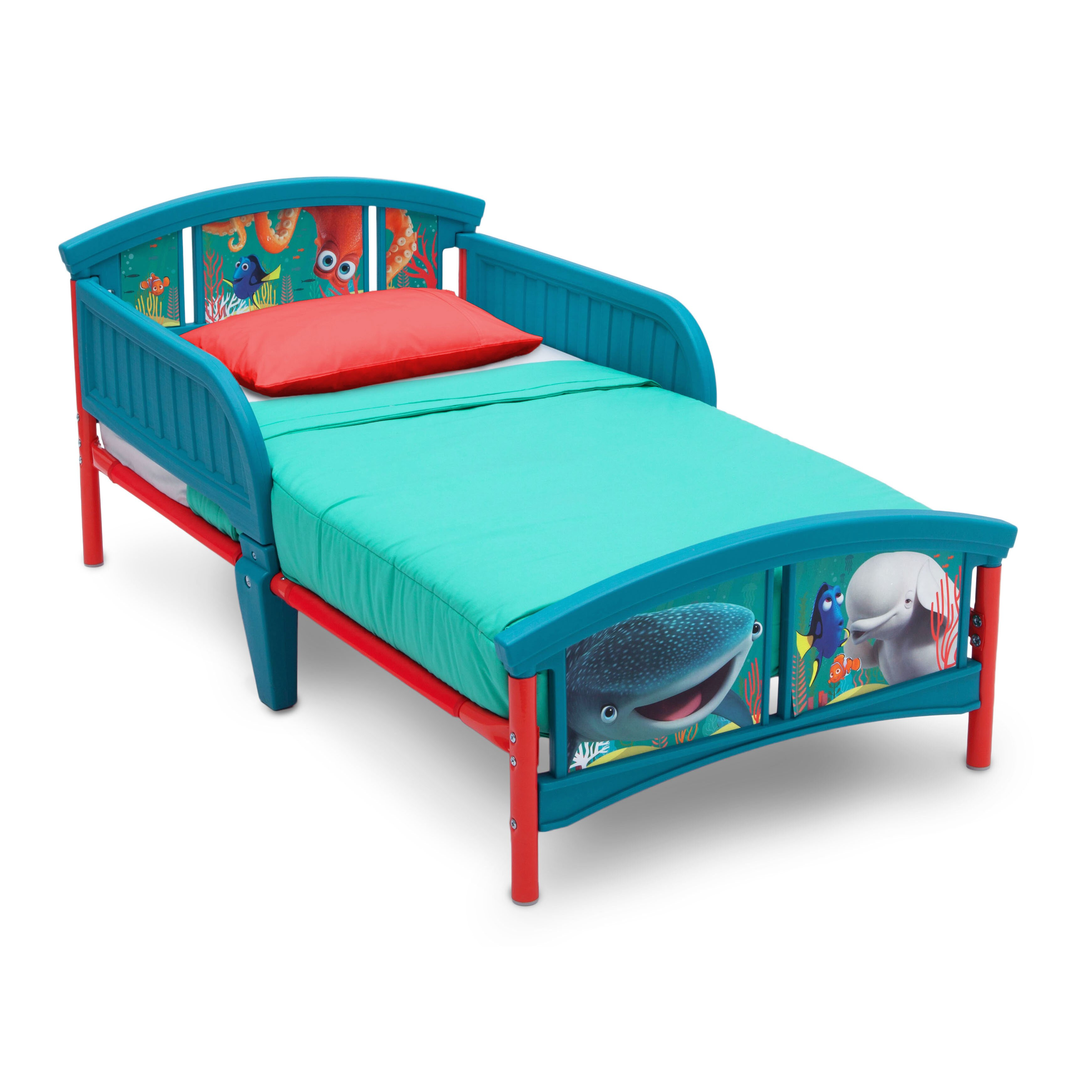 Delta Children Disney Pixar Finding Dory Toddler Bed