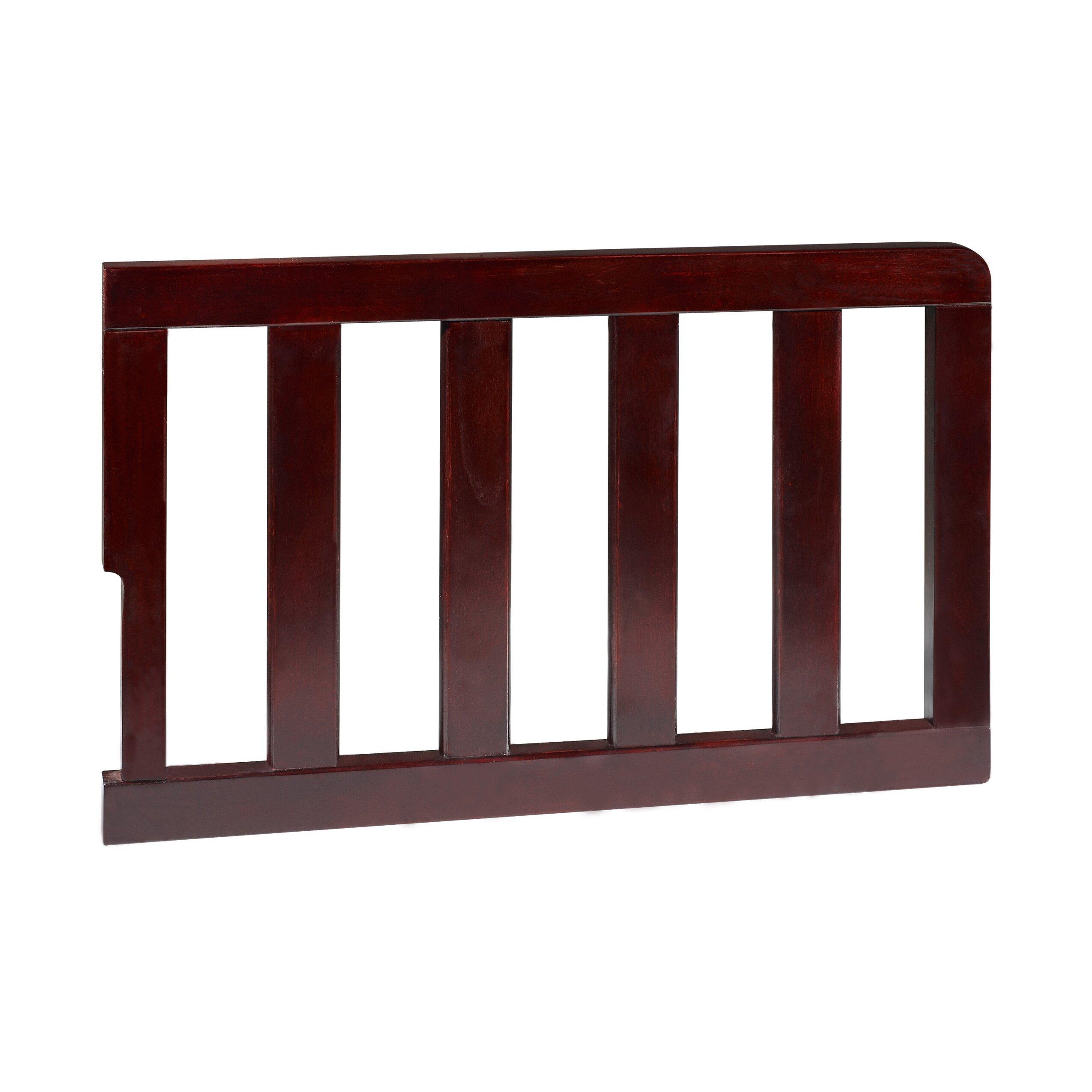 delta children toddler bed guard rail reviews wayfair. Black Bedroom Furniture Sets. Home Design Ideas
