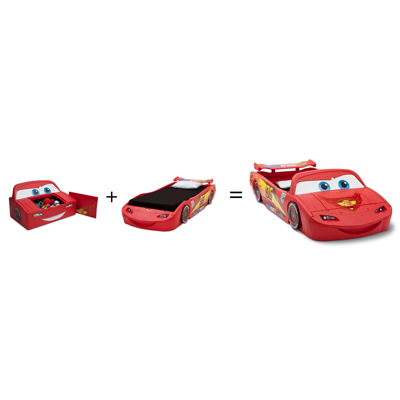 Delta Children Disney Pixar Cars Lightning Mcqueen