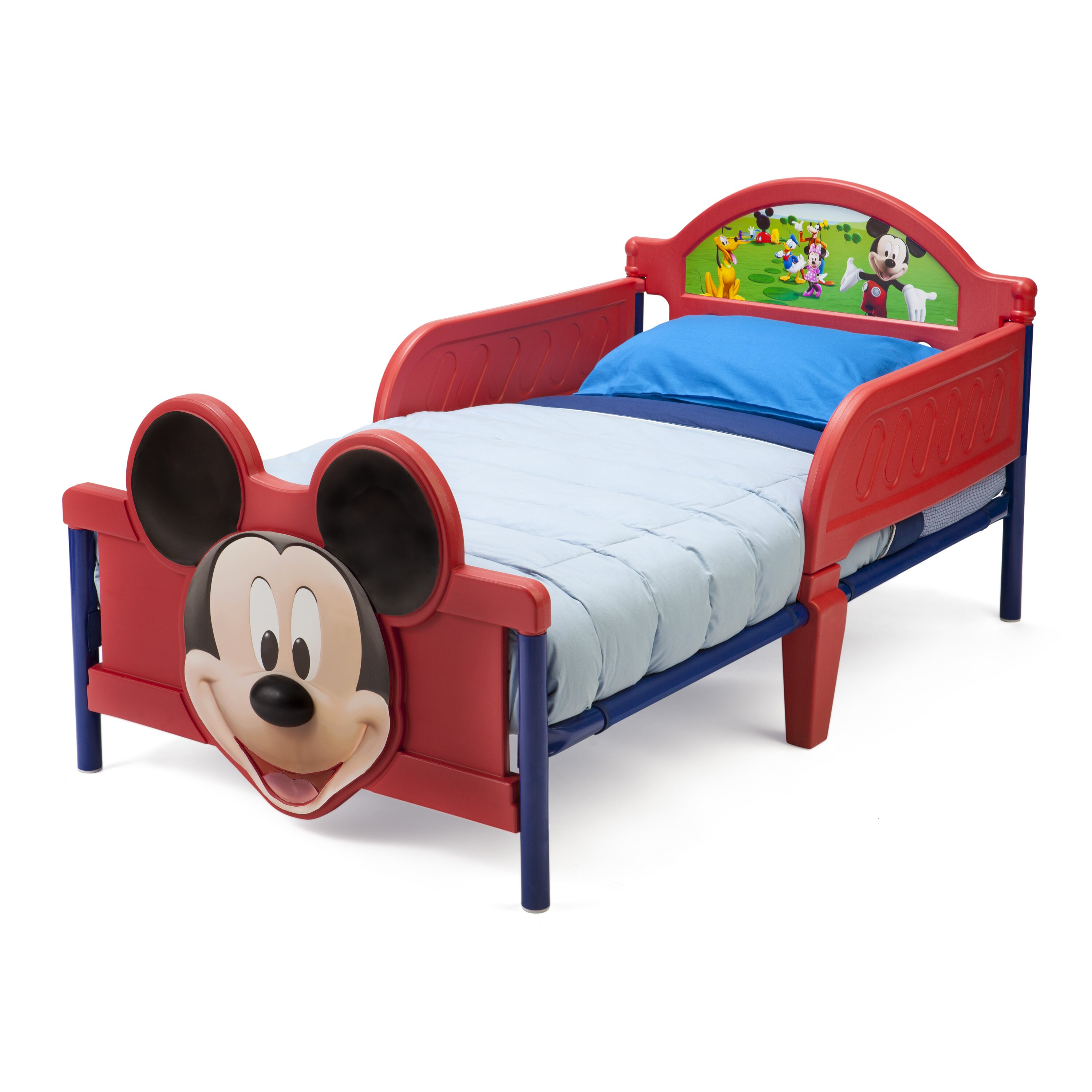 delta children disney mickey mouse 3d convertible toddler bed u0026 reviews