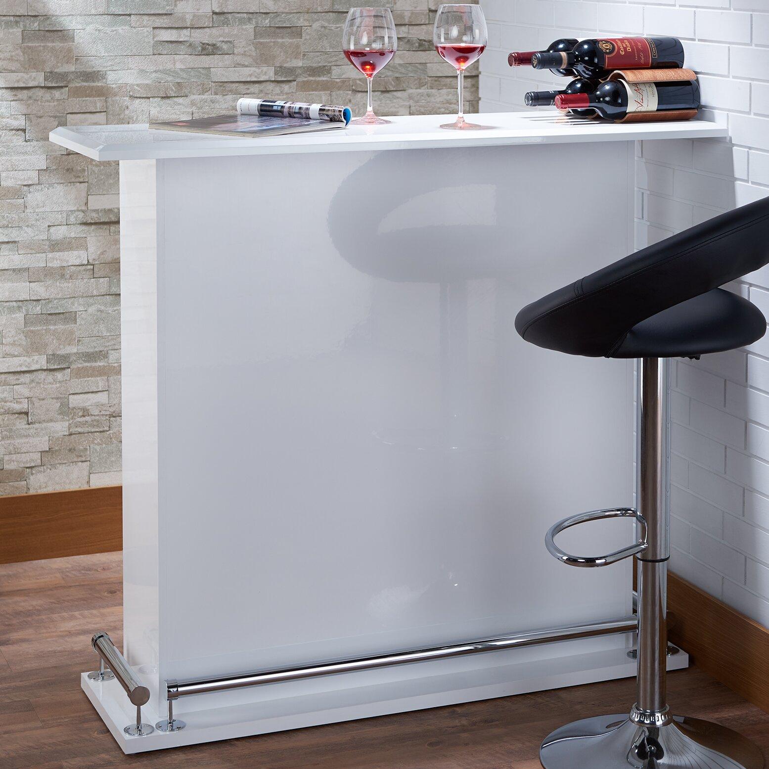 Acme Furniture Kite Home Bar Wayfair