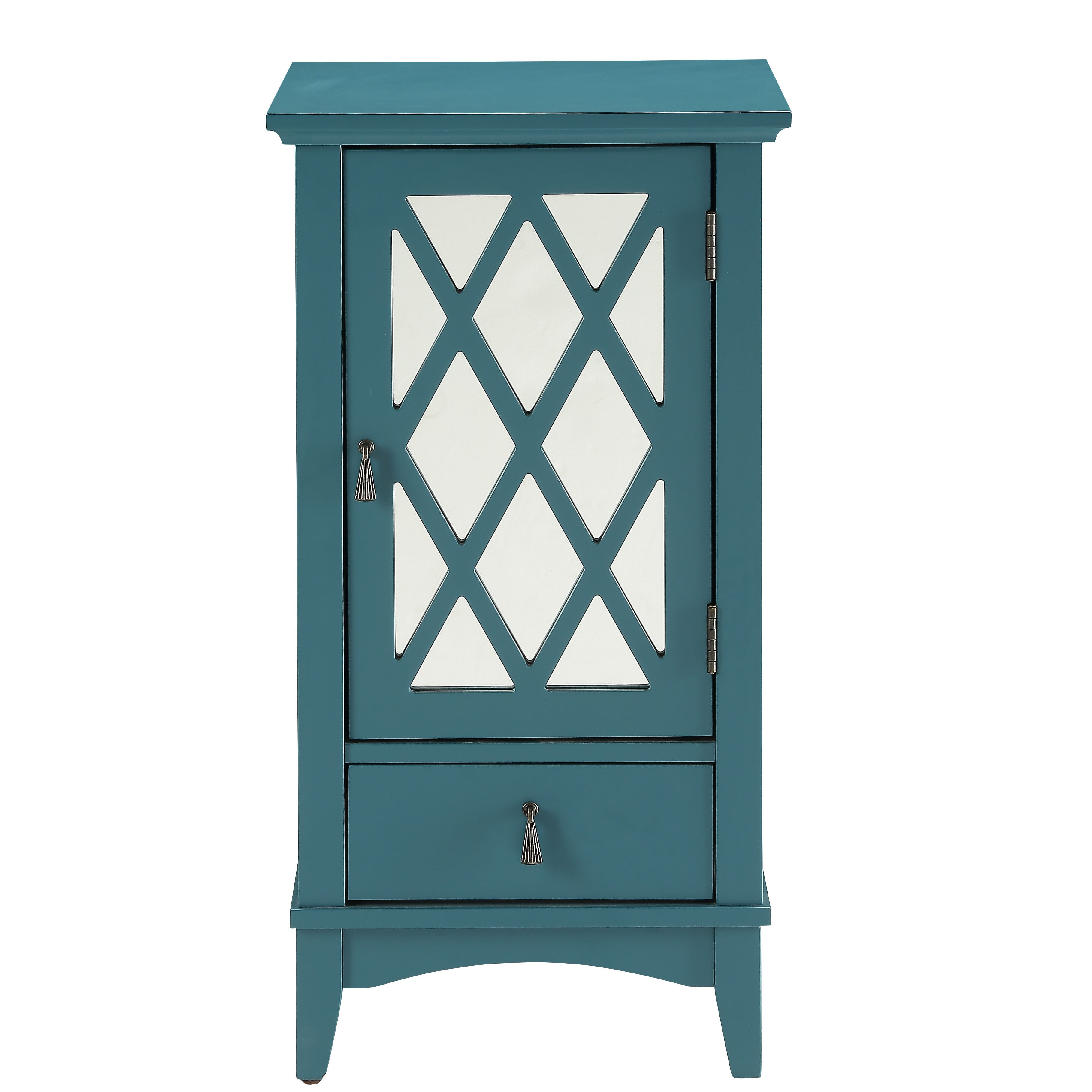 Acme furniture ceara floor cabinet wayfair for Acme kitchen cabinets