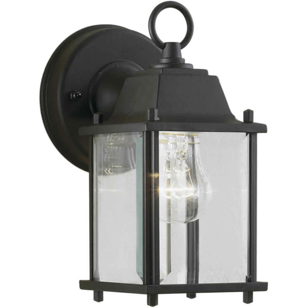 Forte Lighting 1 Light Outdoor Wall Lantern & Reviews Wayfair