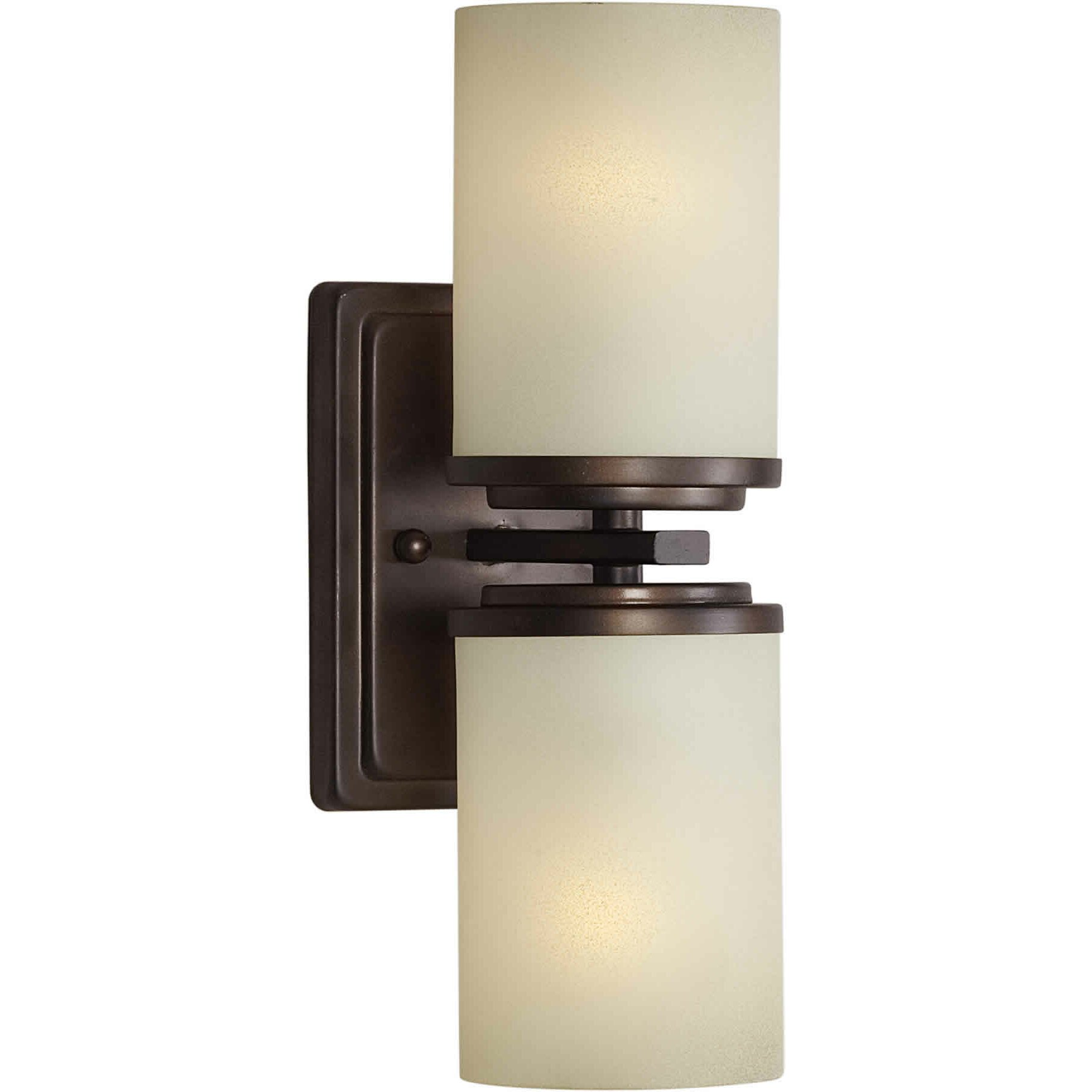 Wall Sconce Light Bulbs : Forte Lighting 2 Light Wall Sconce & Reviews Wayfair