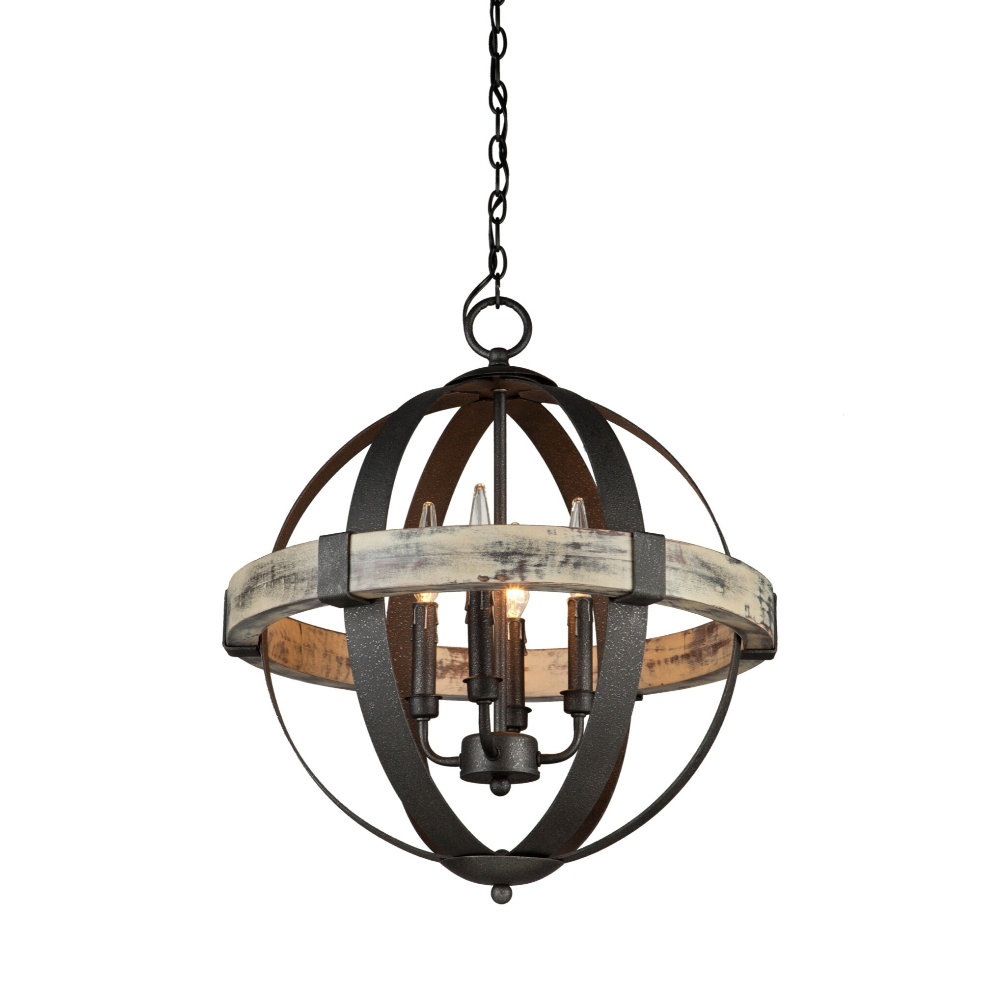 Wayfair Lights: Artcraft Lighting Castello 4 Light Mini Chandelier