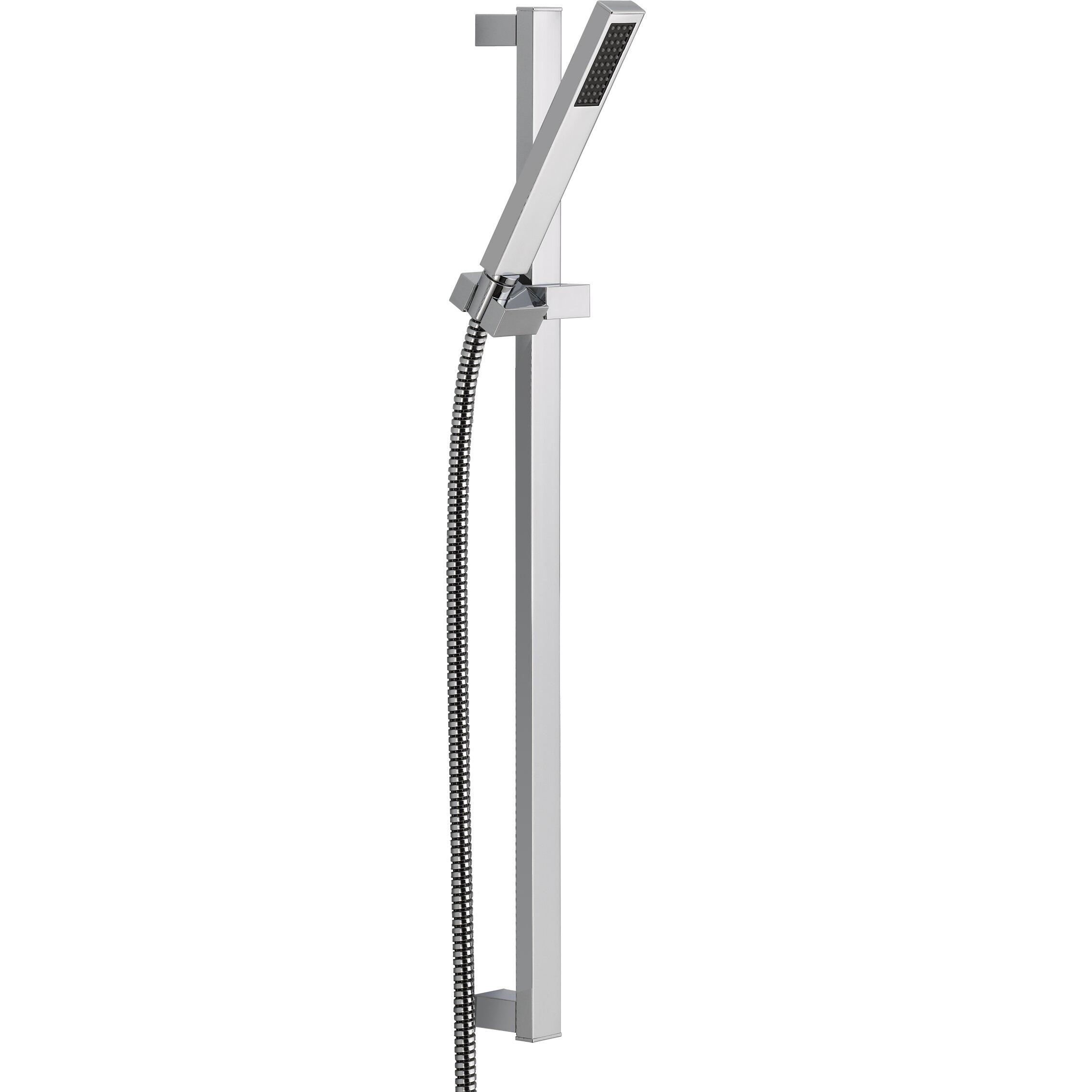 delta vero slide bar hand shower trim reviews wayfair. Black Bedroom Furniture Sets. Home Design Ideas