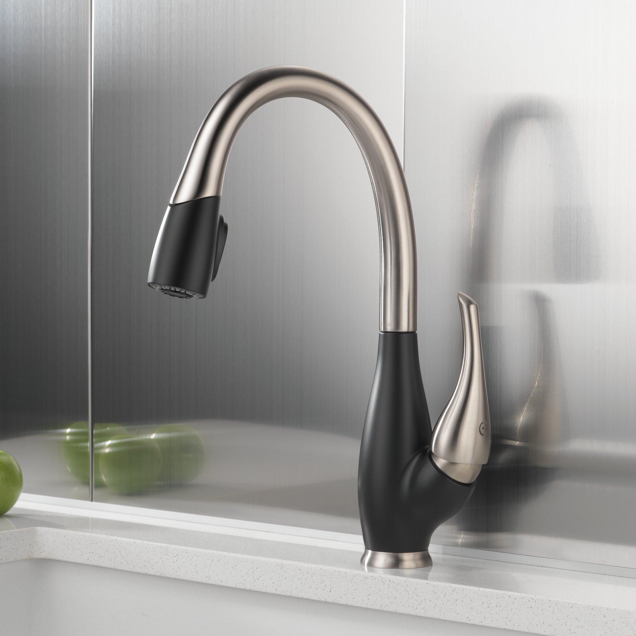Delta Fuse Kitchen Faucet Reviews