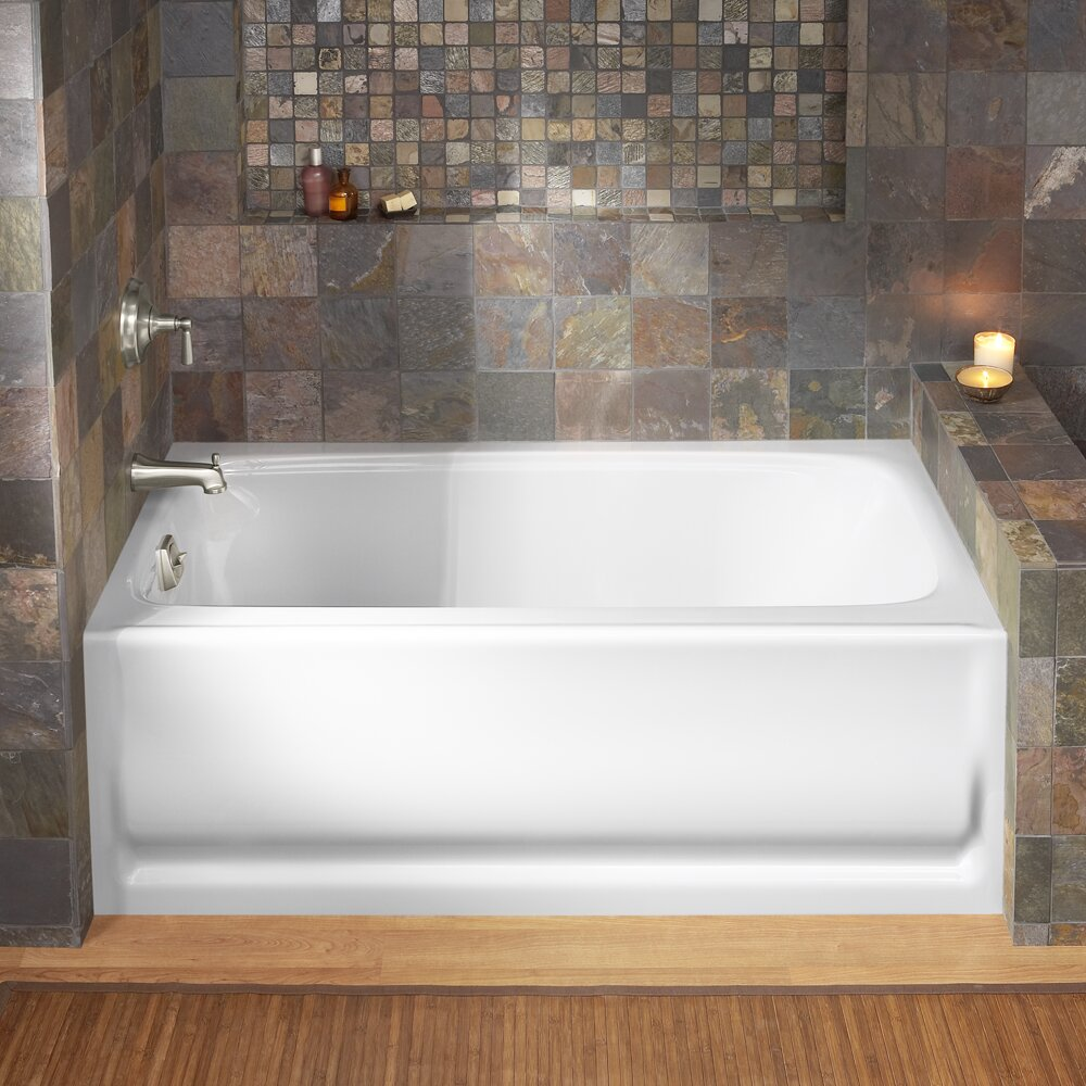 kohler bancroft alcove 60 quot x 32 quot soaking bathtub reviews