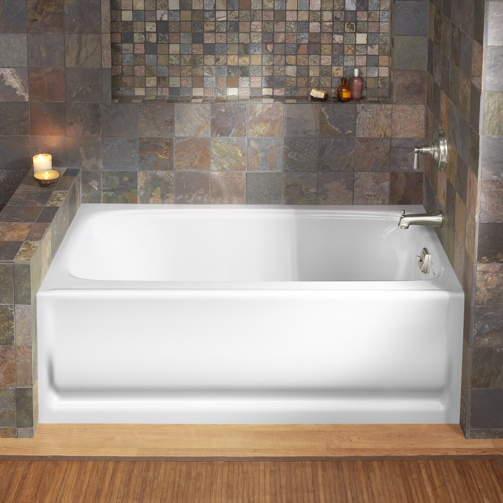 Kohler Bancroft 60 X 32 Soaking Bathtub Reviews Wayfair