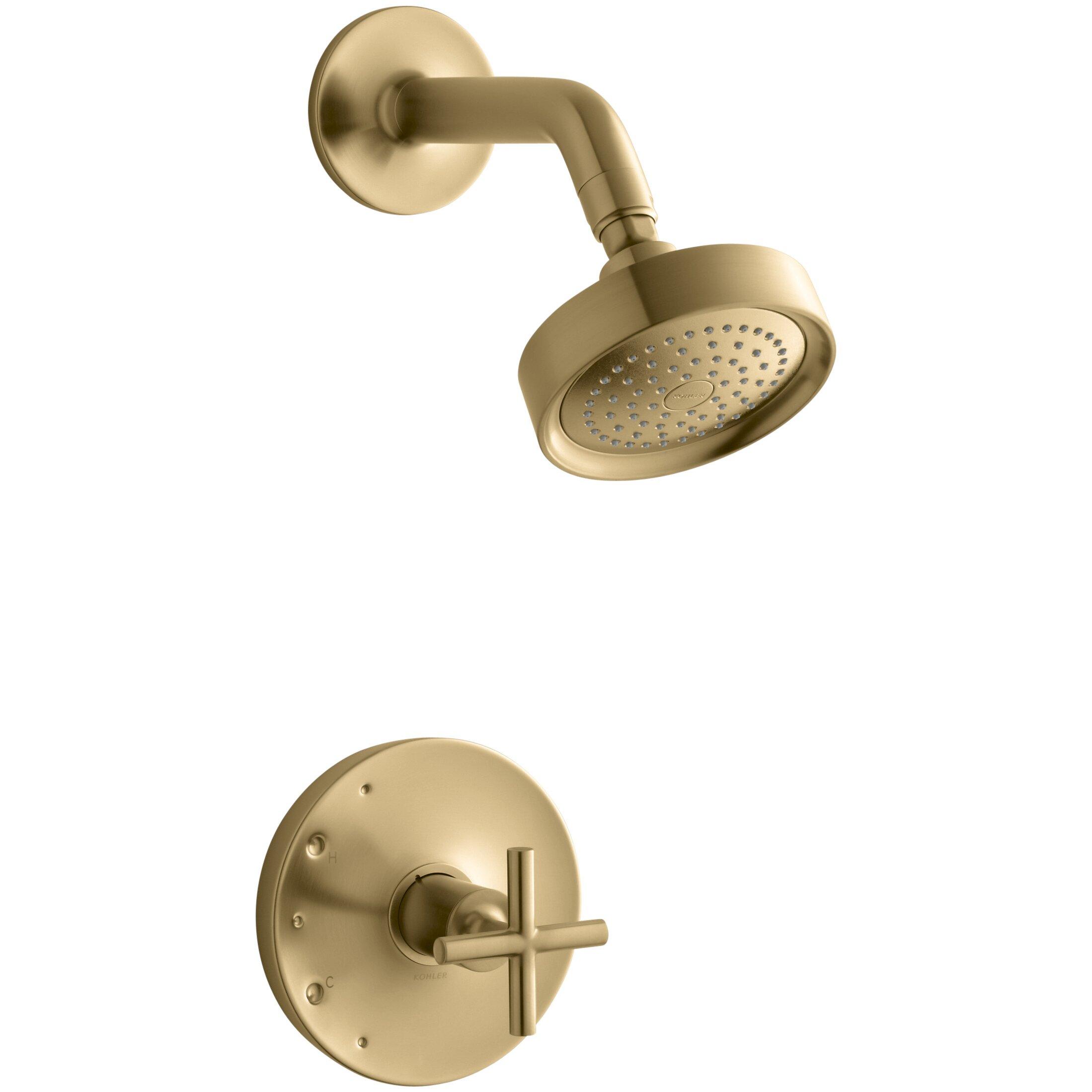 Kohler Purist Rite Temp Pressure Balancing Shower Faucet