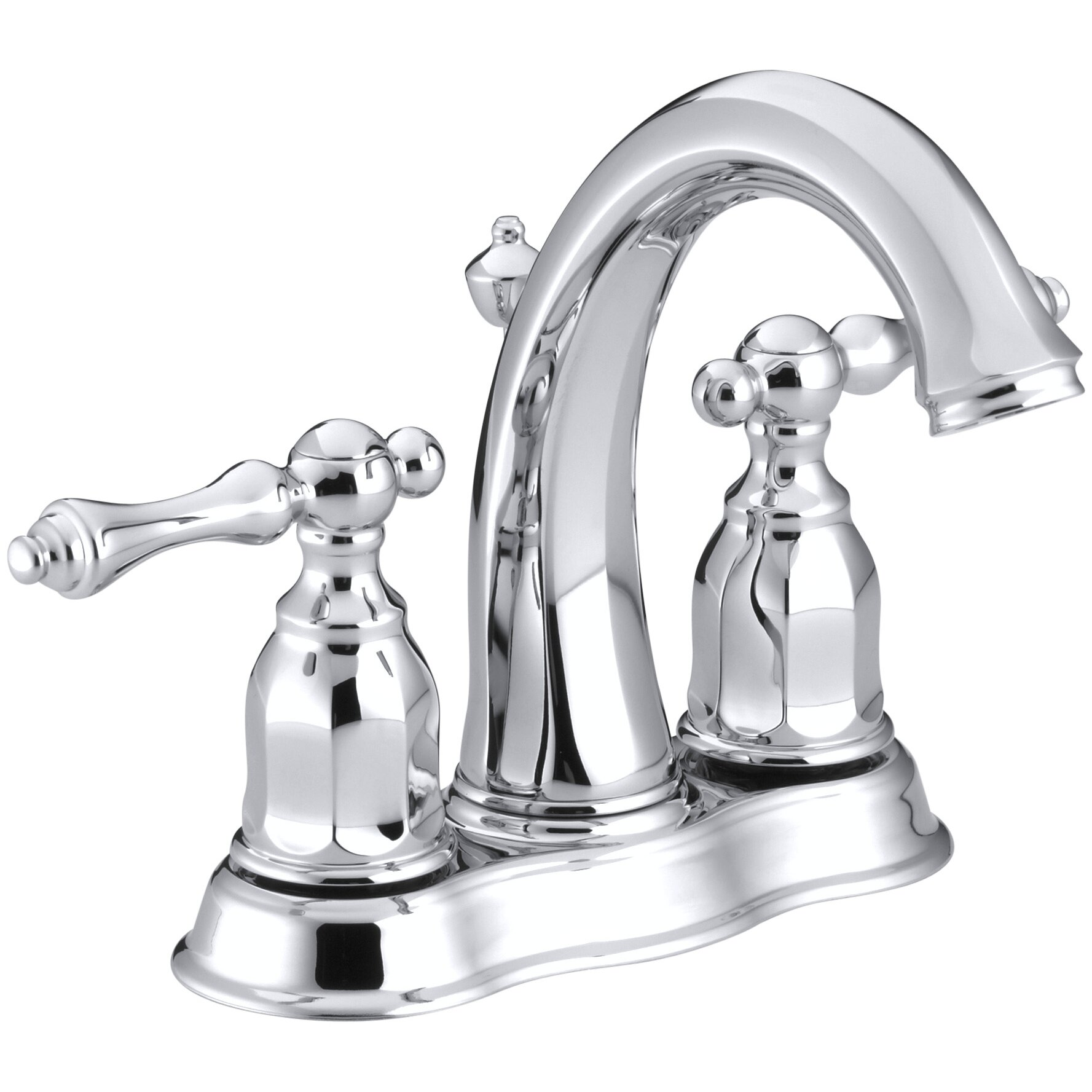 Kohler Faucet Reviews : Kohler Kelston Centerset Bathroom Sink Faucet & Reviews Wayfair
