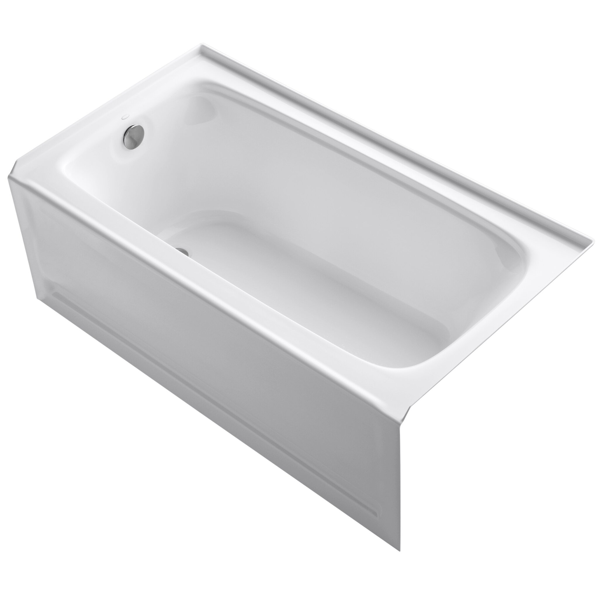 Kohler Bancroft Alcove 60 Quot X 32 Quot Soaking Bathtub Amp Reviews