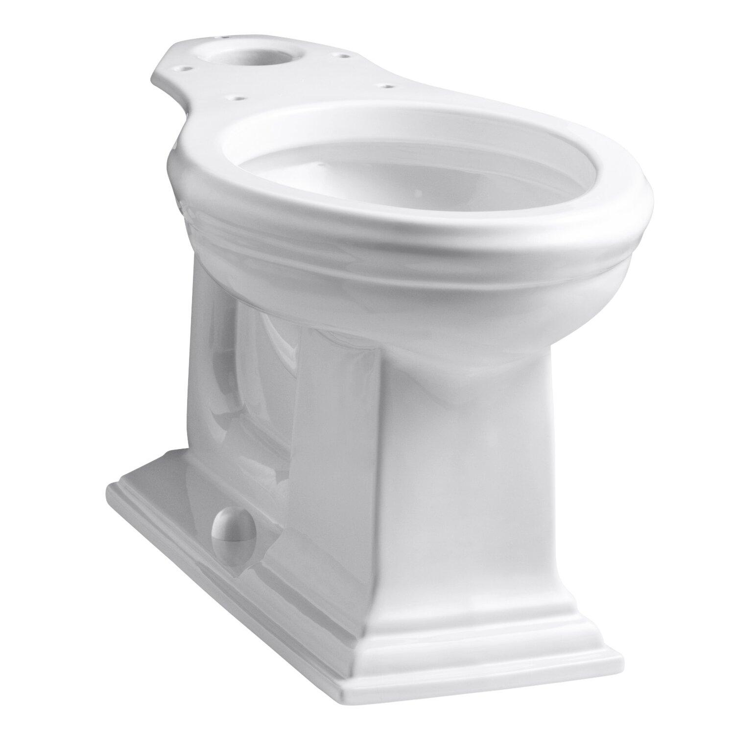 Kohler Memoirs Comfort Height Elongated Toilet Bowl