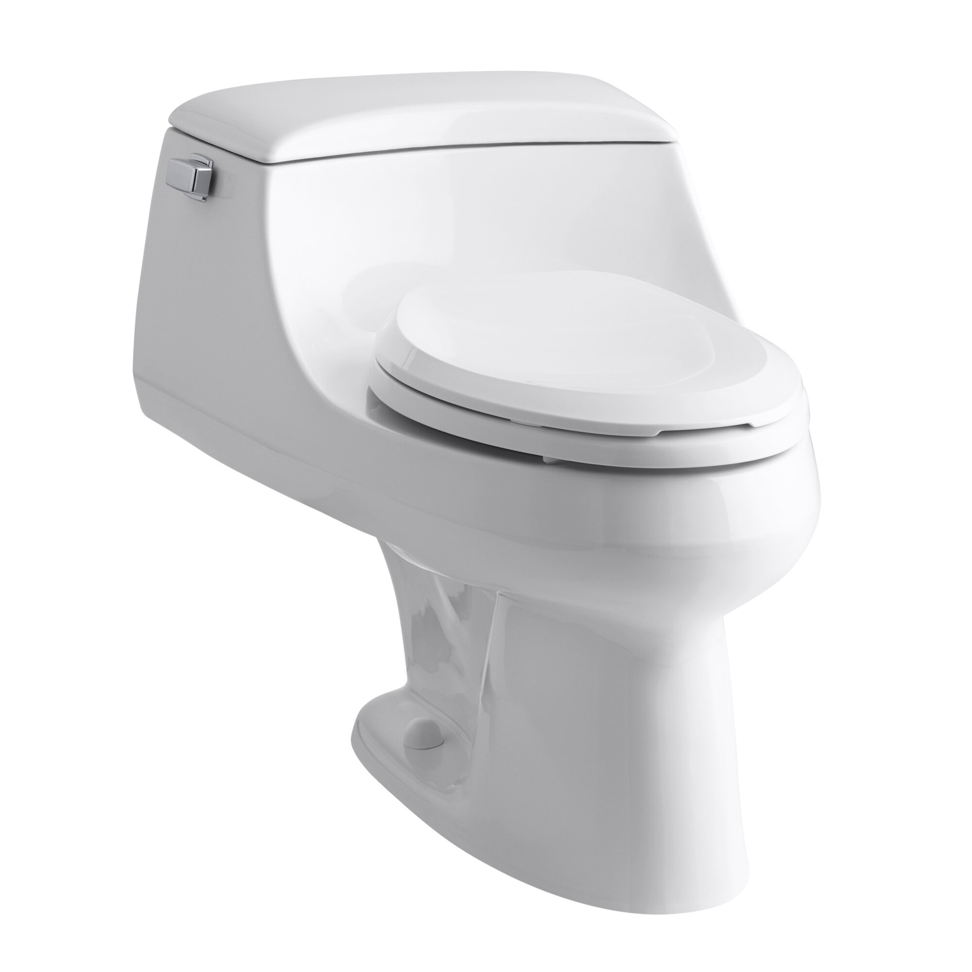kohler toilets one piece