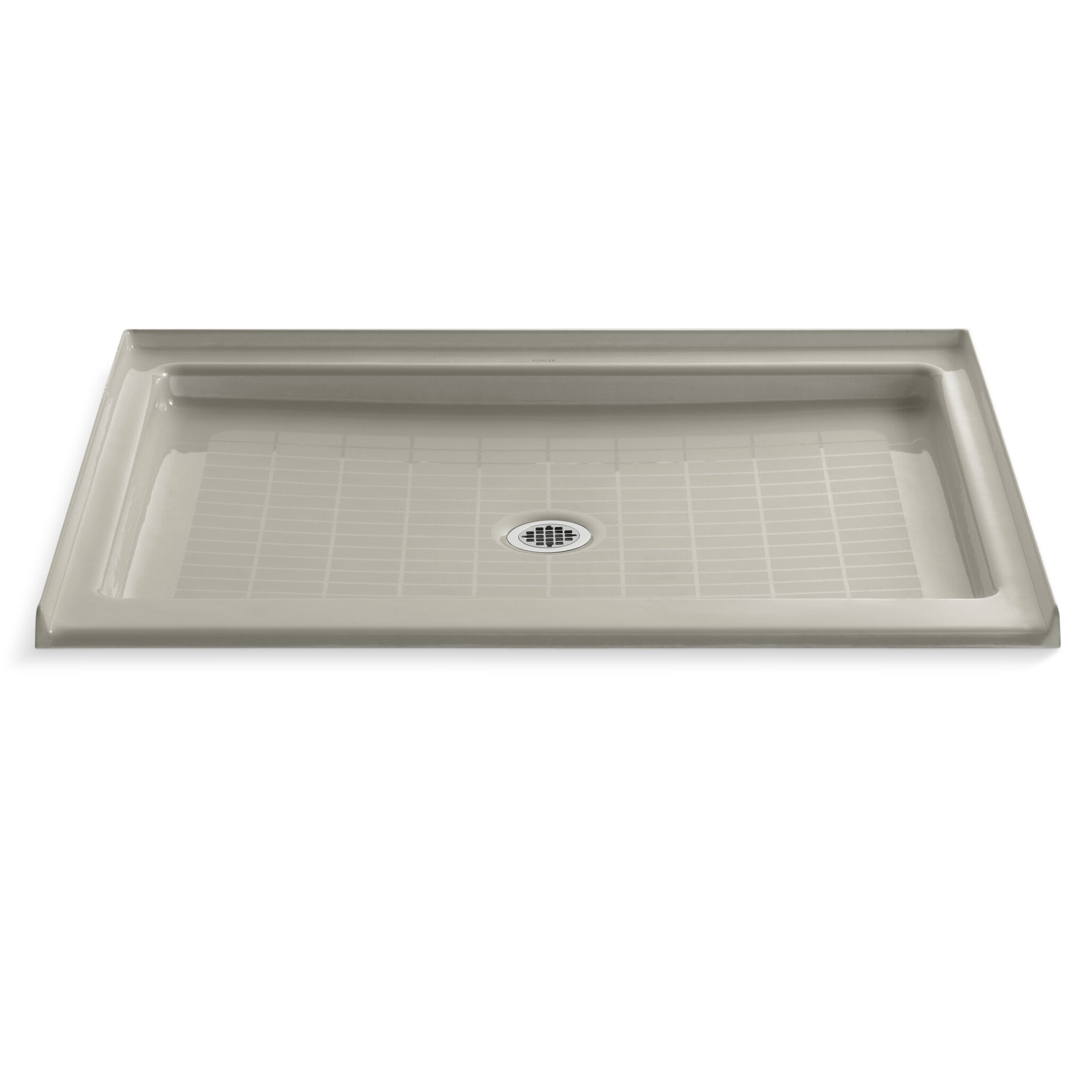 Kohler Purist 48 X 36 Single Threshold Center Drain