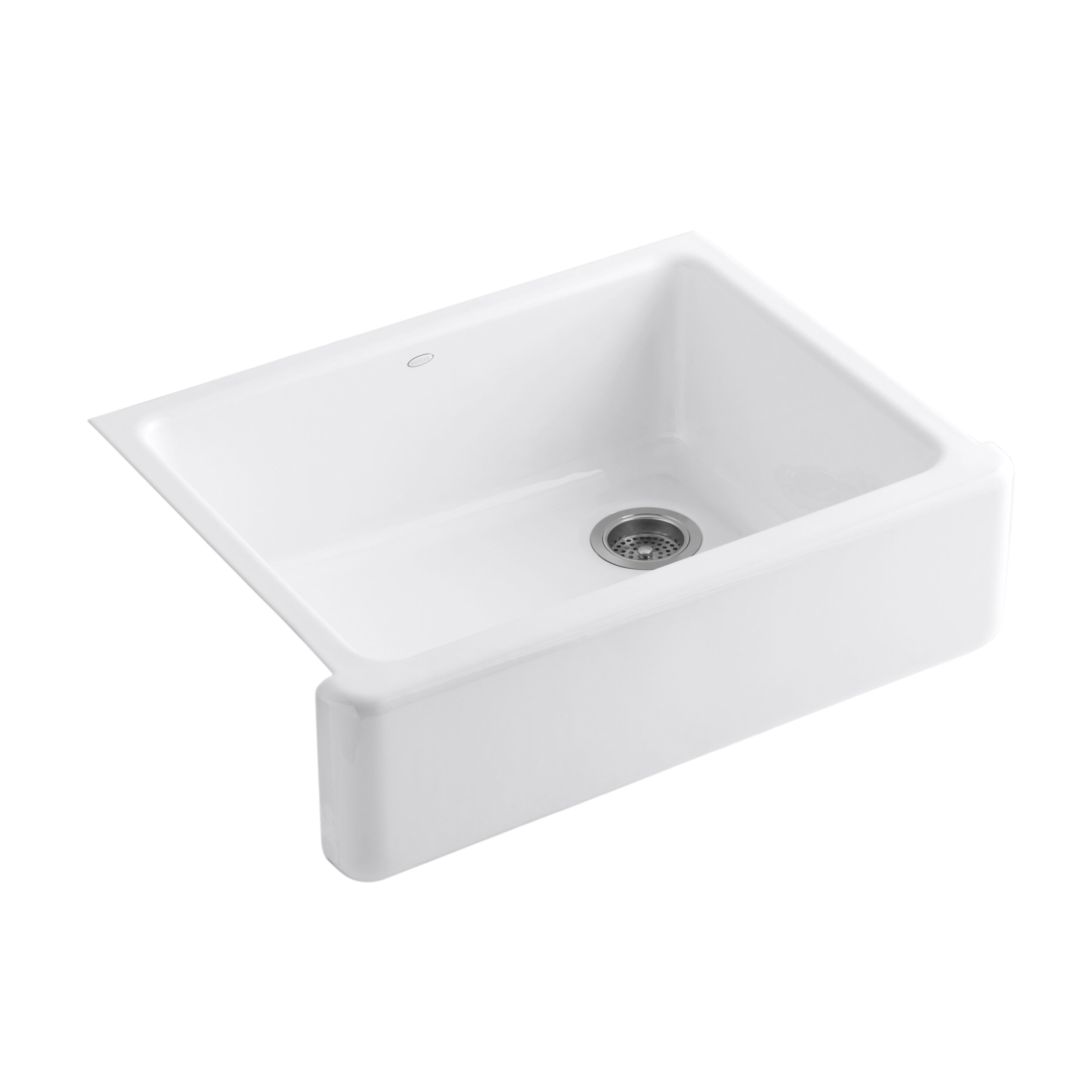 Whitehaven Self Trimming   X   Undermount Single Bowl Kitchen Sink
