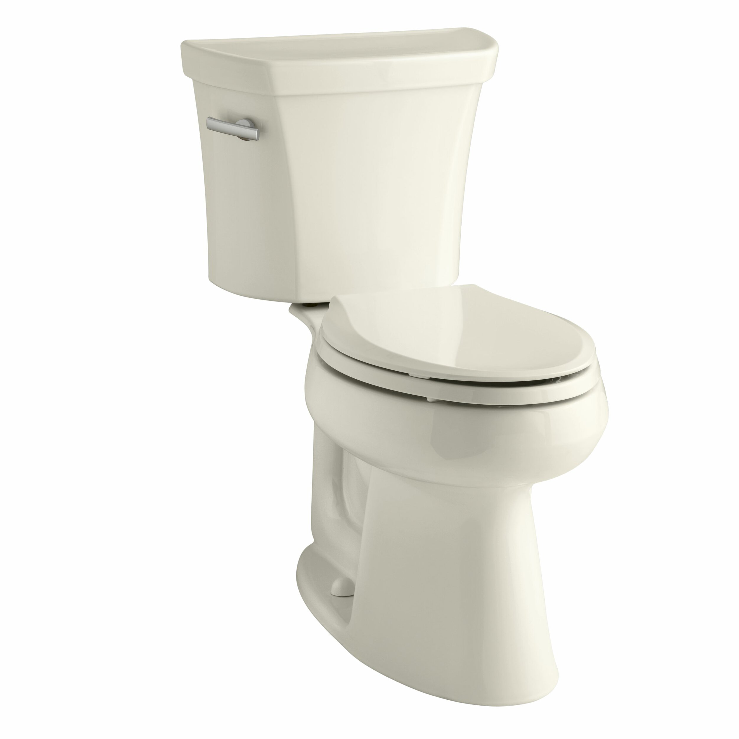 Kohler Highline Comfort Height Two Piece Elongated 1 6 Gpf