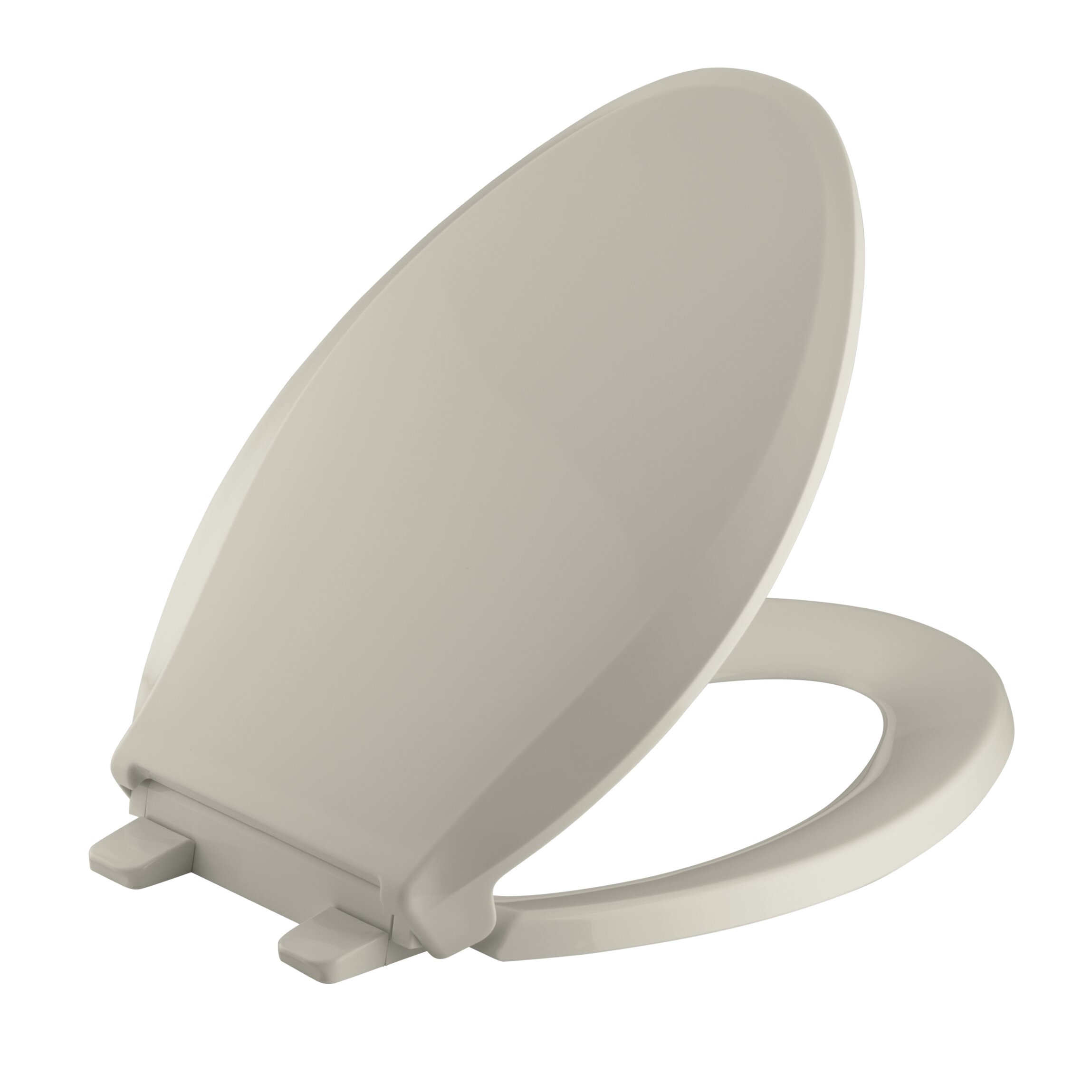 Kohler Cachet Quiet Close With Grip Tight Elongated Toilet