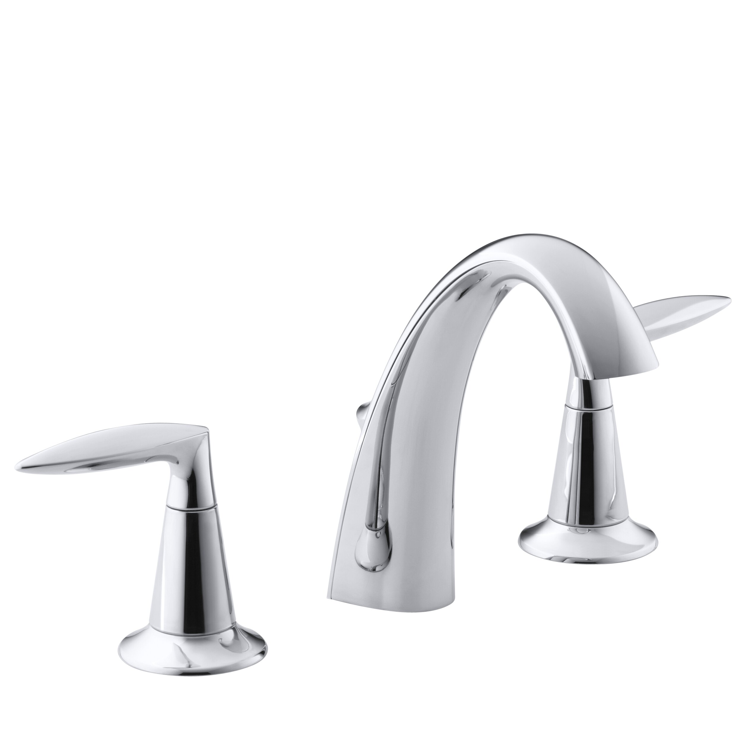 Kohler Alteo Widespread Bathroom Sink Faucet & Reviews Wayfair