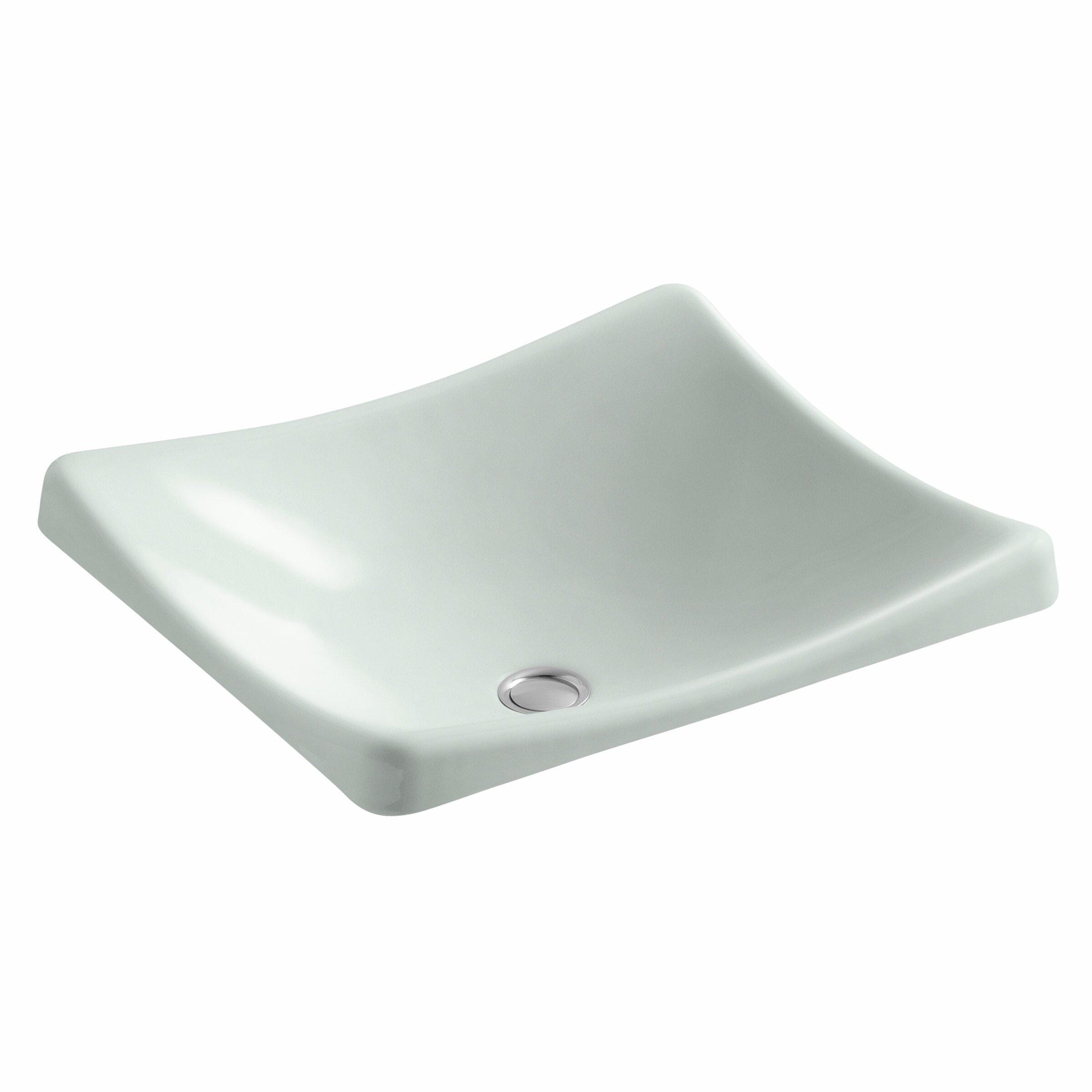 Kohler Demilav Wading Pool Bathroom Sink Amp Reviews Wayfair