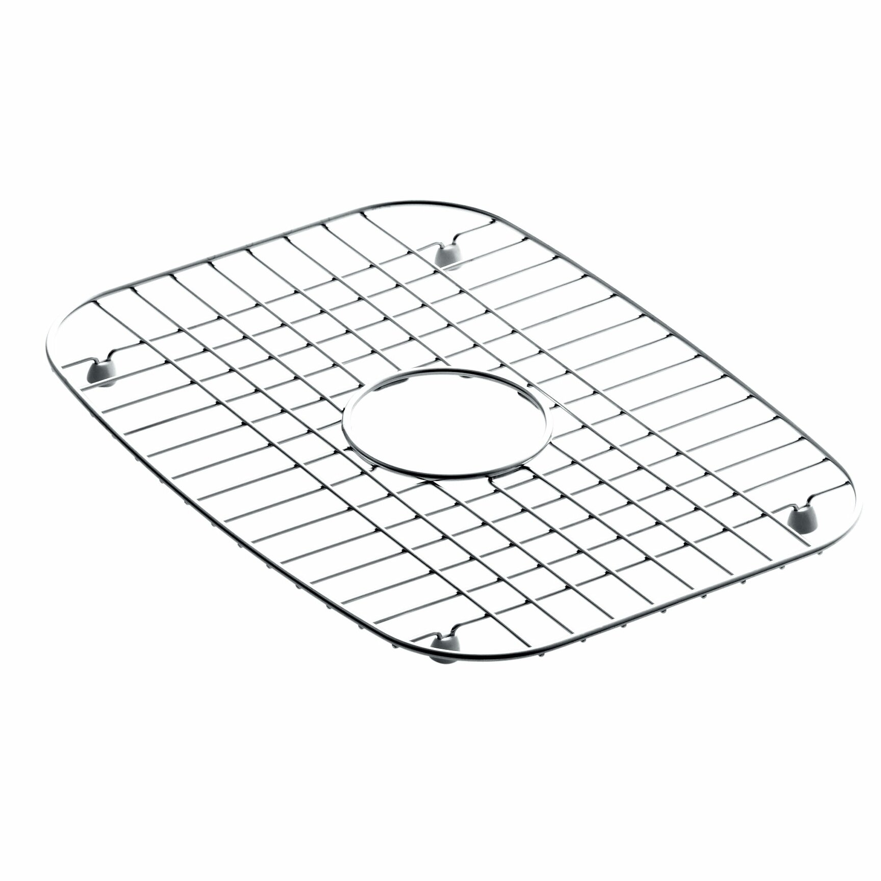 kohler stainless steel sink rack 12 1 4 x 16 1 2 for undertone and verse kitchen sinks. Black Bedroom Furniture Sets. Home Design Ideas