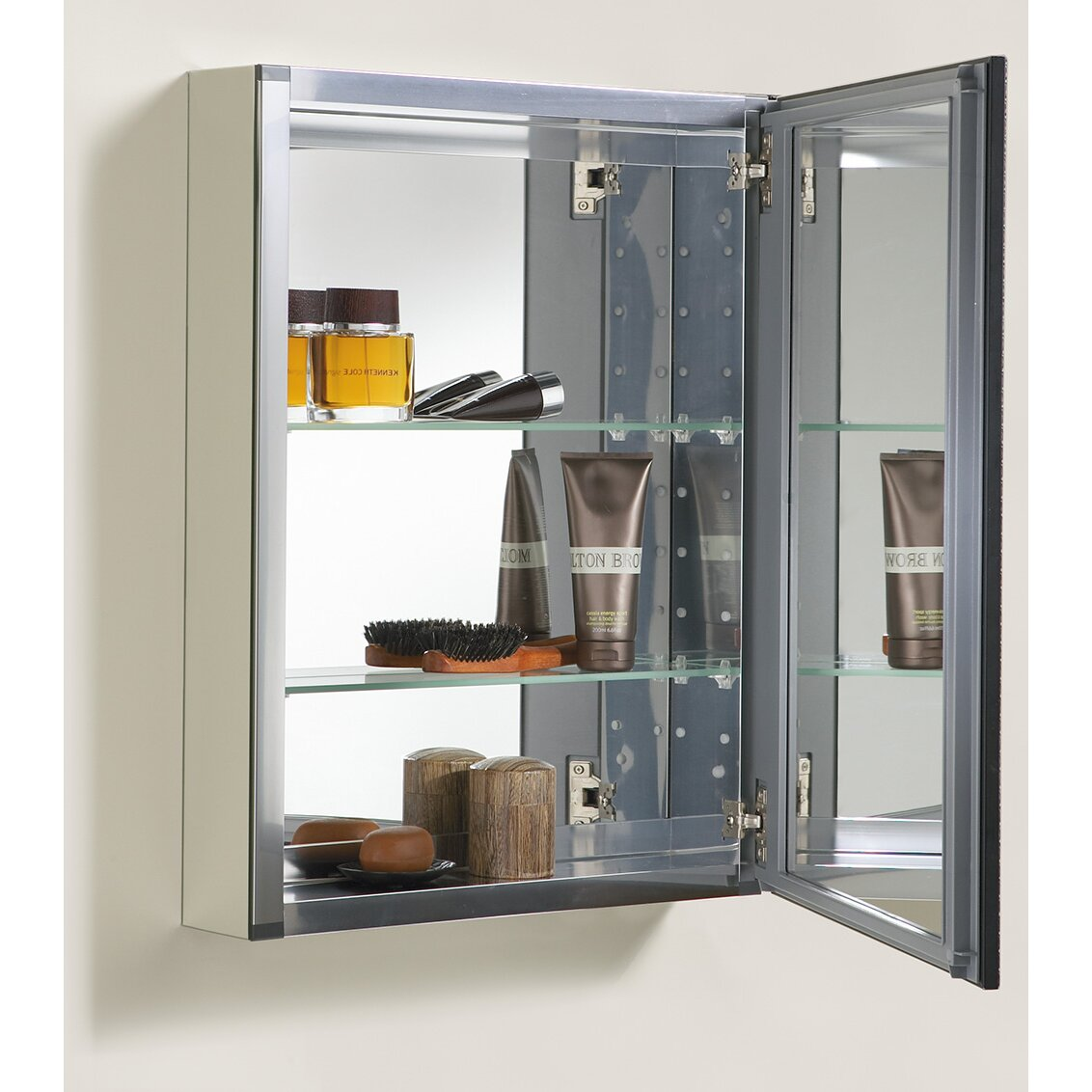 Kohler 20 x 26 wall mount mirrored medicine cabinet with Wall mounted medicine cabinet