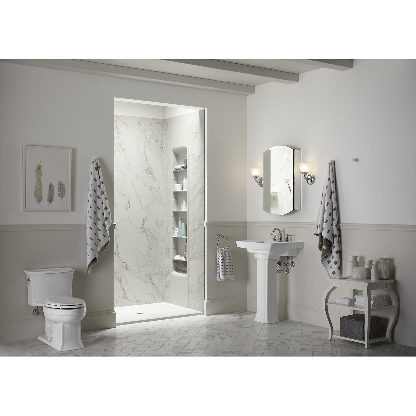 Kohler Choreograph 48 Quot X 36 Quot X 96 Quot Shower Wall Kit