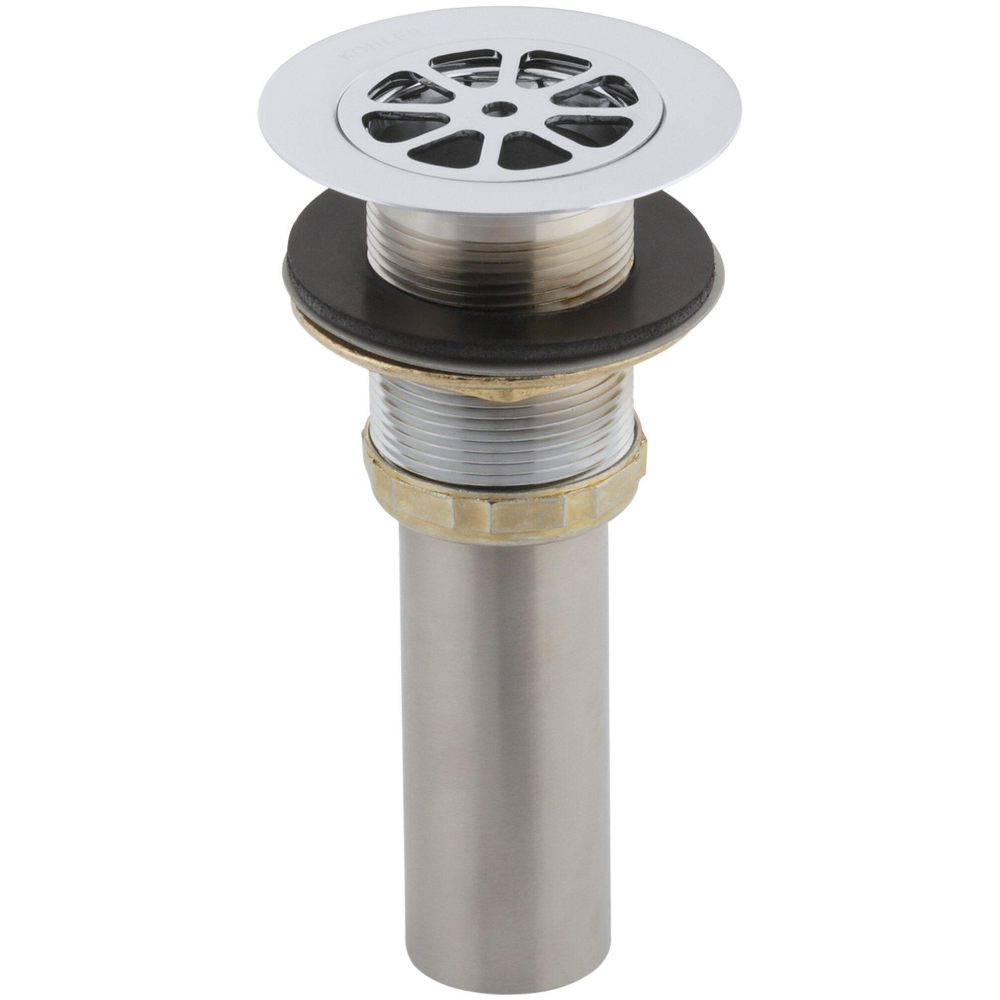 Kohler Sink Drain : Kohler 3.38