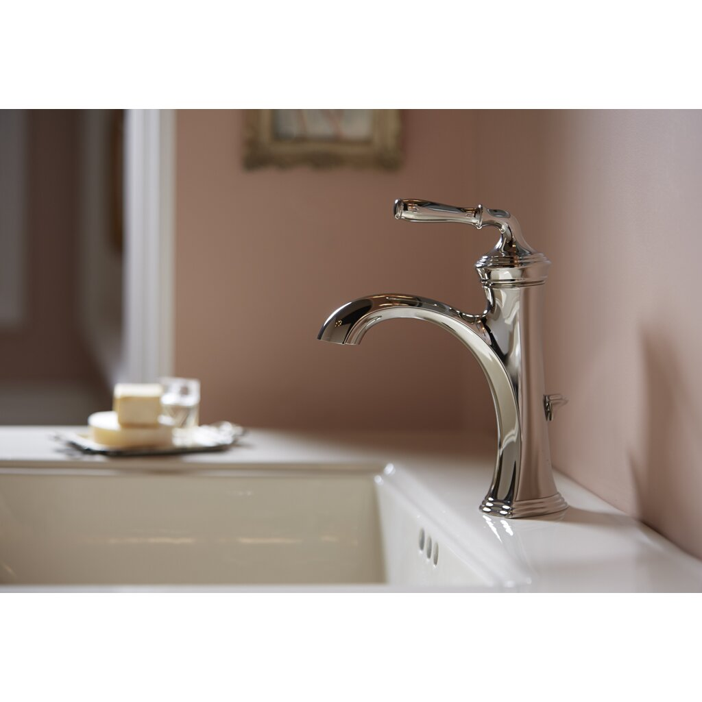 Kohler Single Faucet For Kitchen Sink