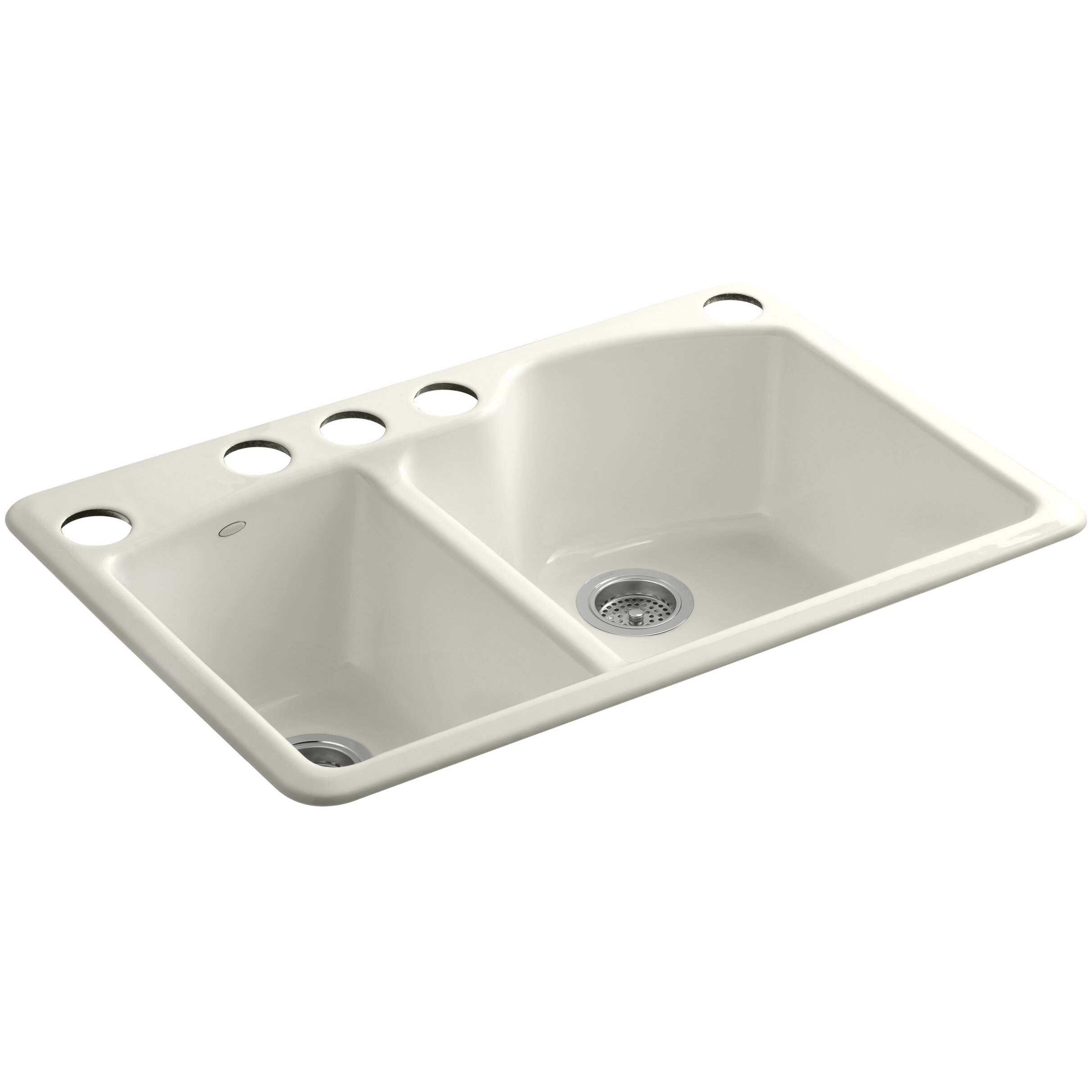 Kohler Wheatland 33 X 22 X 9 5 8 Under Mount Large
