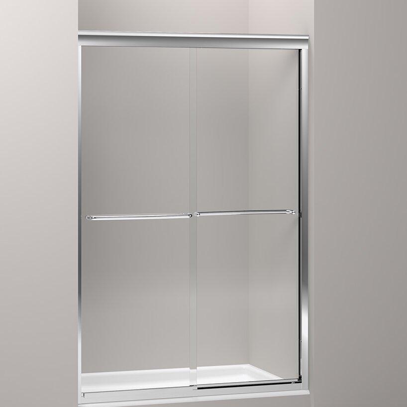 Kohler Fluence 43 X 70 Bypass Shower Door Reviews