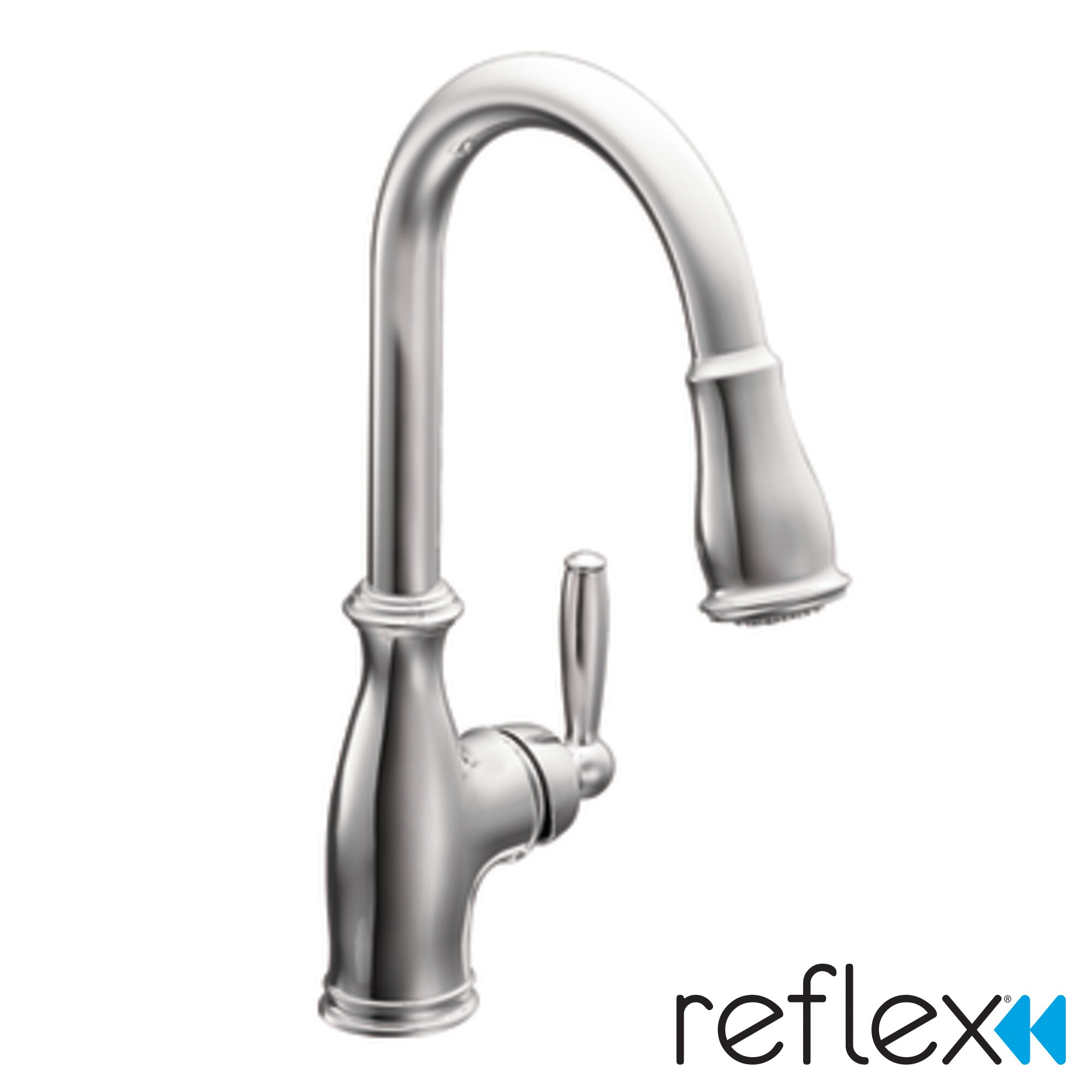 100 kitchen faucets canada moen align single handle pull