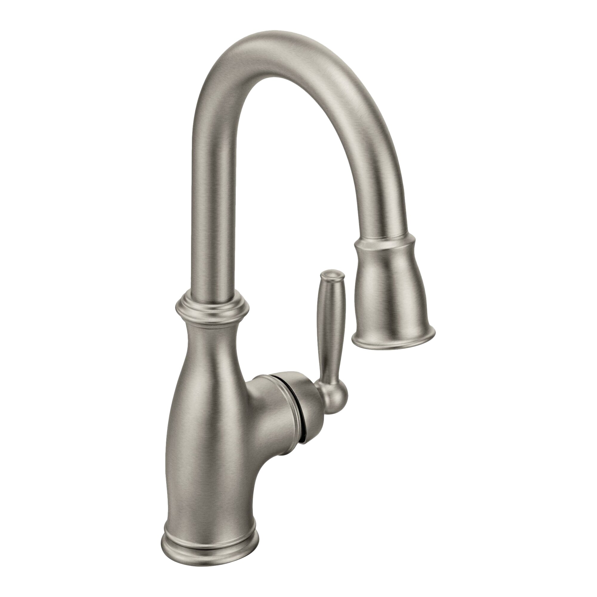 Moen Brantford Single Handle Bar Faucets Amp Reviews Wayfair