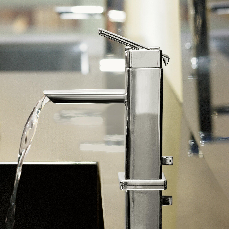Moen 90 Degree Single Handle Single Hole Low Arc Bathroom Faucet With Drain Reviews