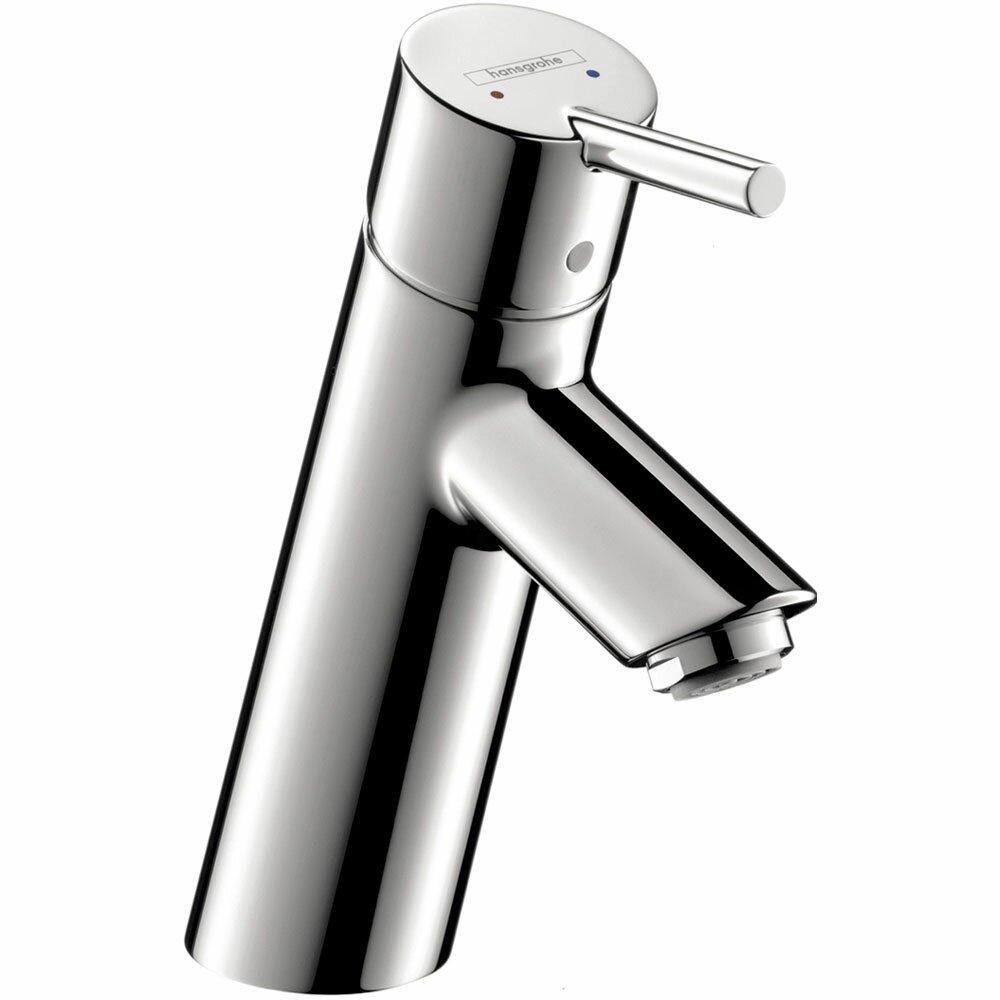 Single Hole Bath Tap : Hansgrohe Eurostyle Single Handle Single Hole Standard Bathroom Faucet ...