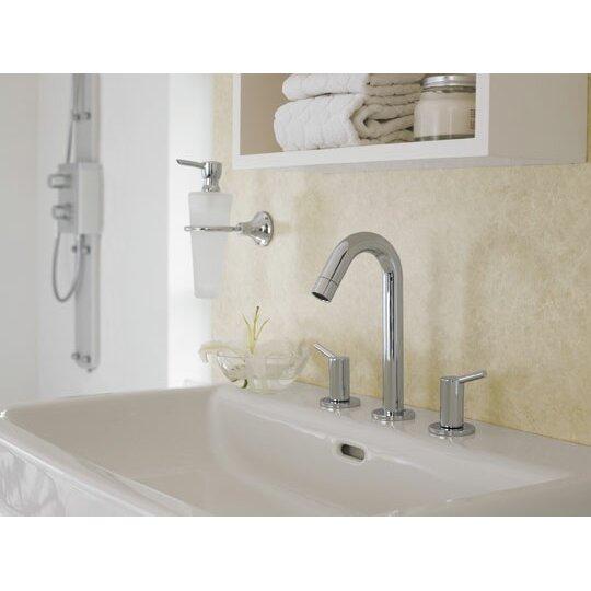 Hansgrohe Talis Double Handles Widespread Standard Bathroom Faucet Reviews Wayfair