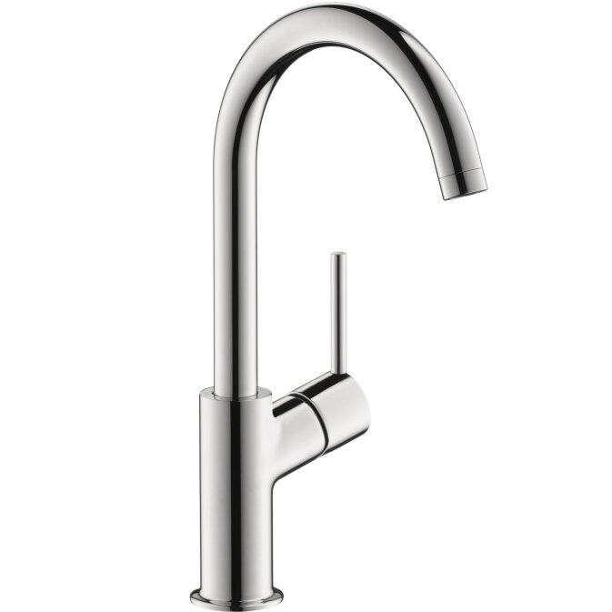 Hansgrohe Talis S Single Handle Deck Mounted Kitchen Faucet Reviews Wayfair