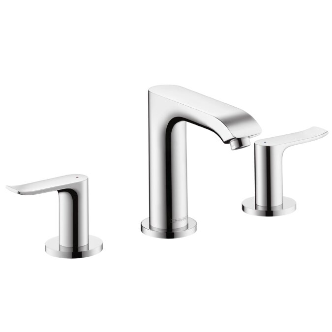 Hansgrohe Metris E Double Handle Widespread Bathroom