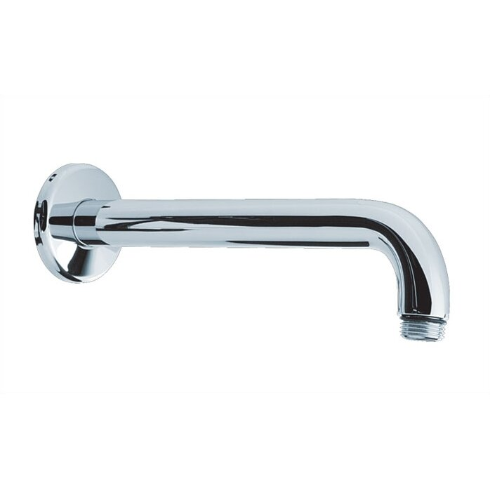 Hansgrohe showerpower 9 shower arm reviews wayfair - Hansgrohe shower arm ...