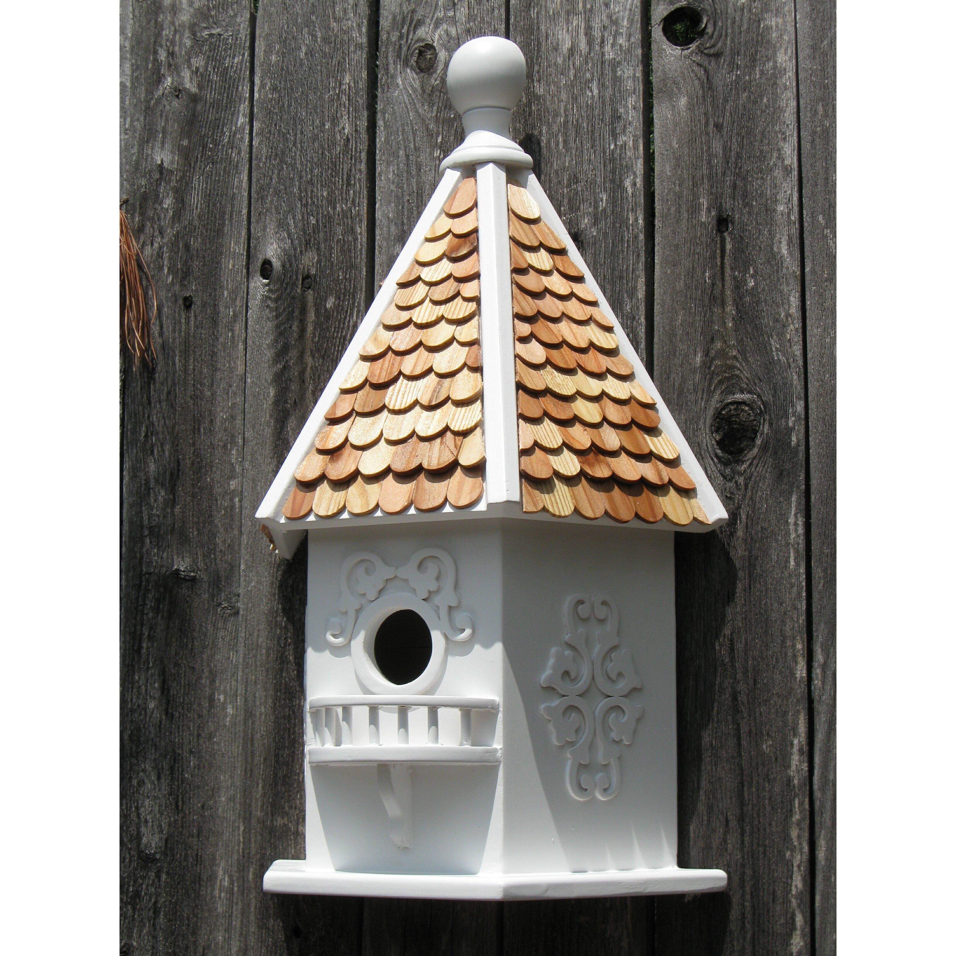 Home bazaar classic series rapunzel birdhouse reviews for Classic bird houses