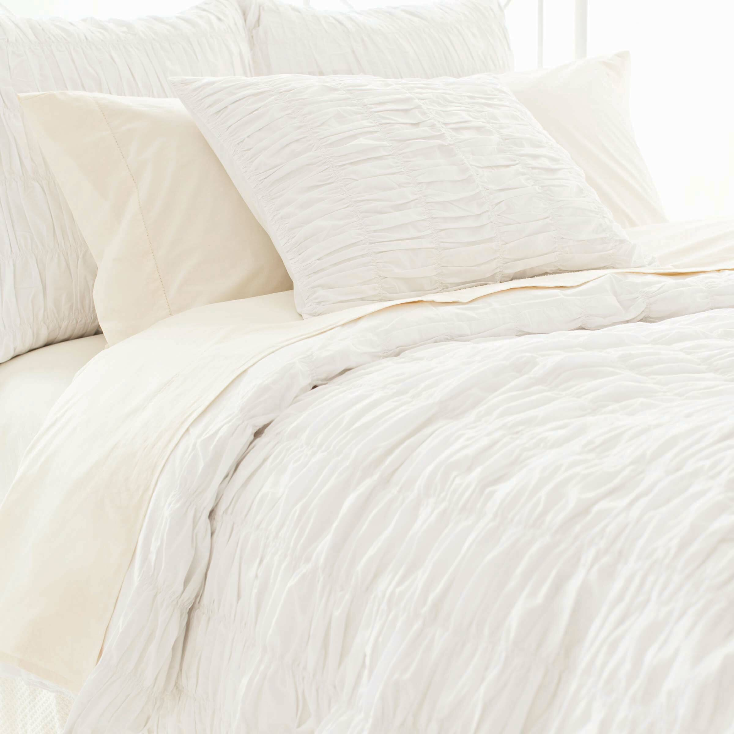 Pine Cone Hill Smocked Duvet Cover Collection Amp Reviews