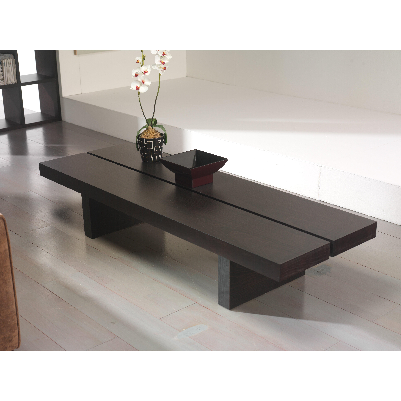 Tema tokyo 150 high coffee table reviews wayfair - How high should a coffee table be ...
