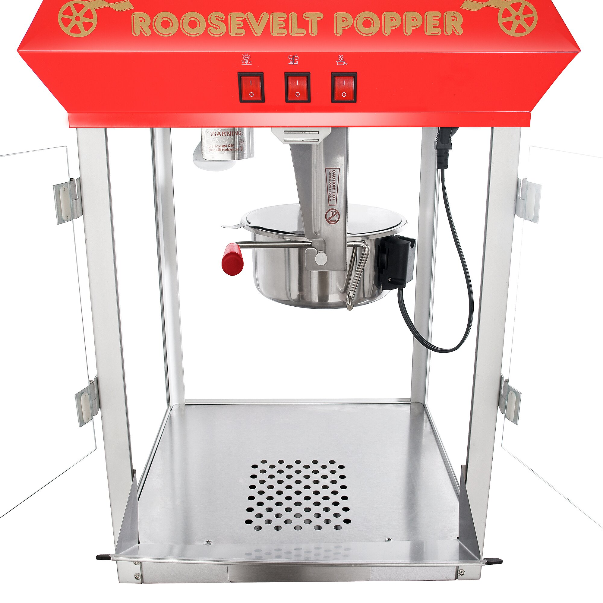how to use great northern popcorn machine