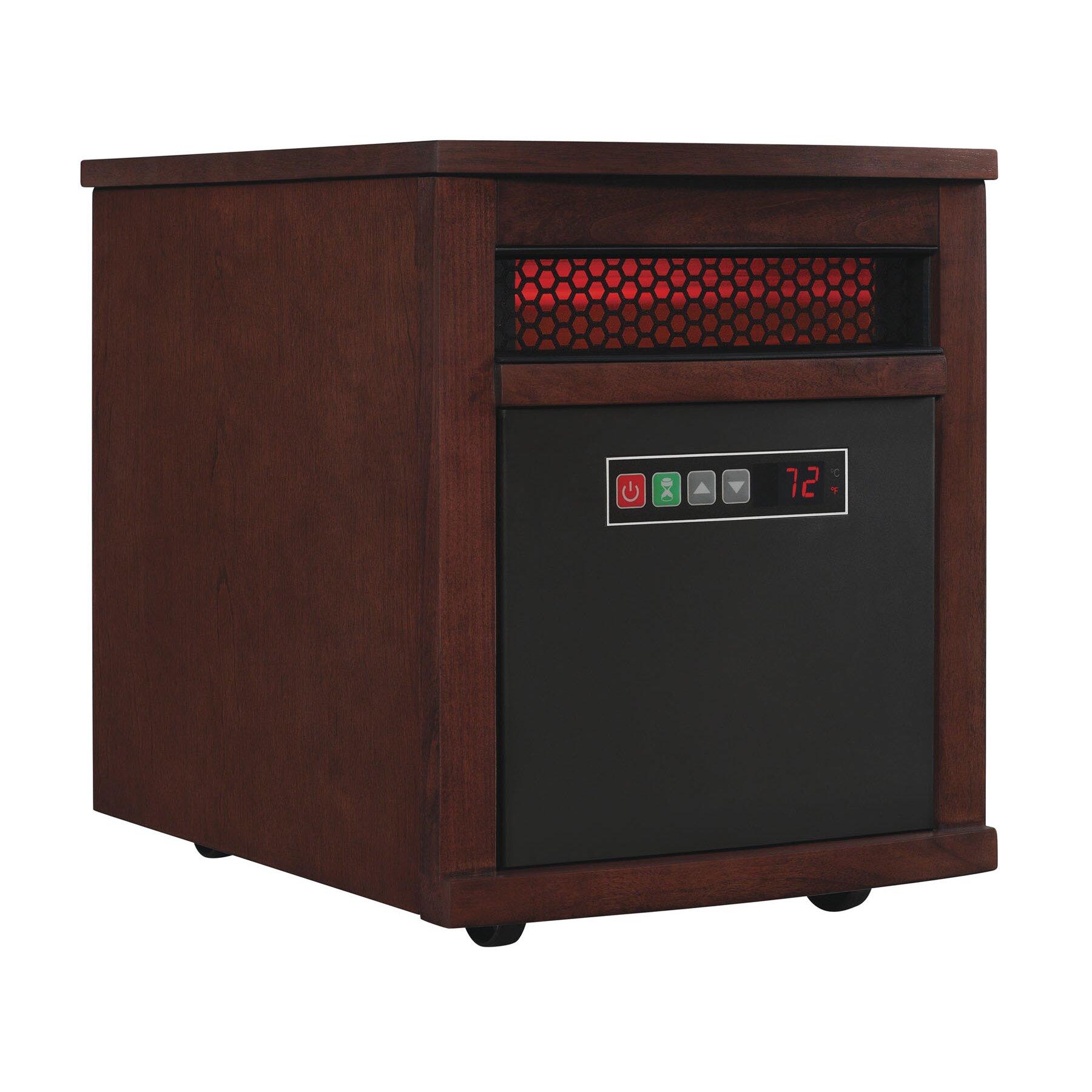 Heating & Cooling  Electric Space Heaters Duraflame SKU: DFL1046